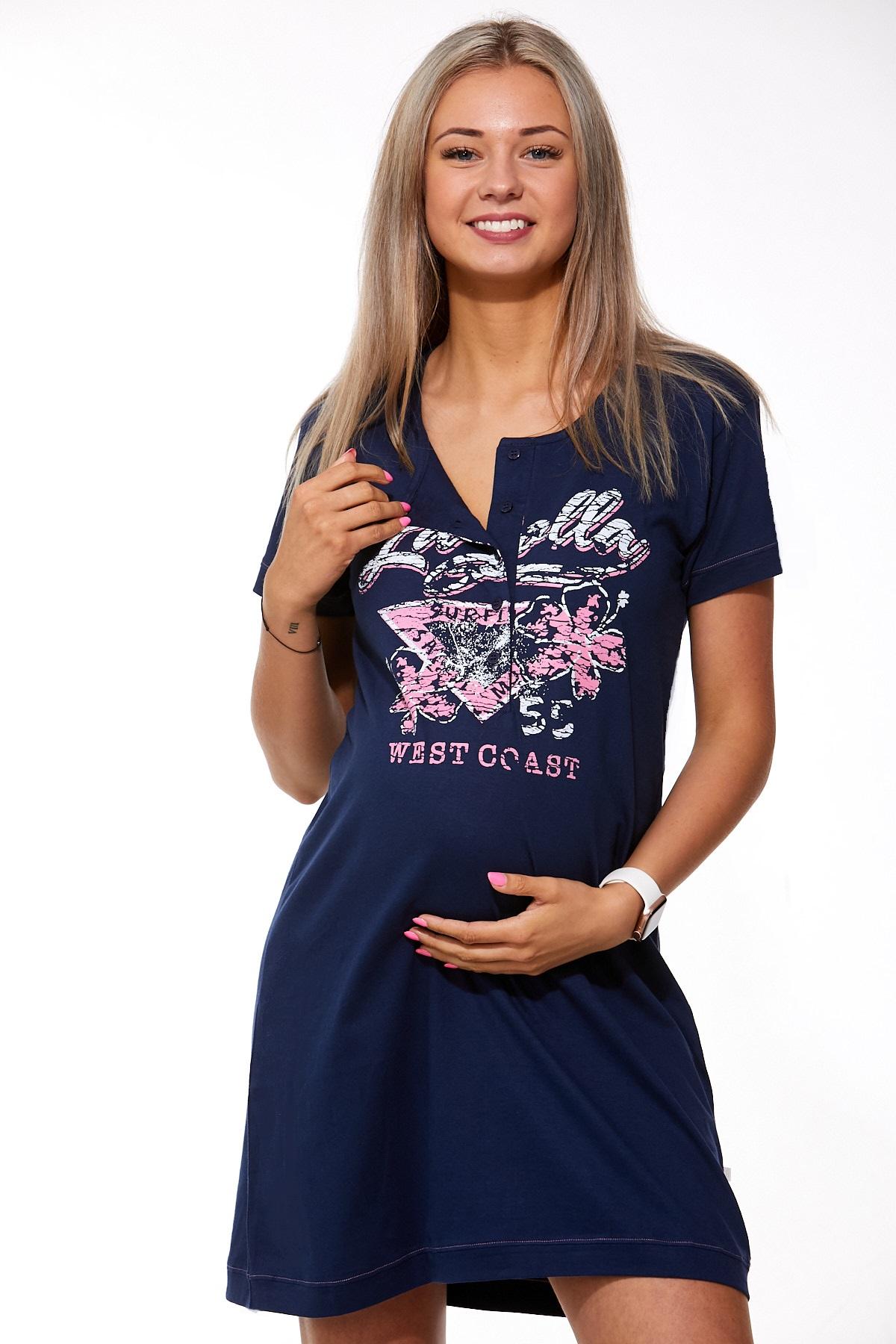 Košilka kojící do porodnice 1C2122