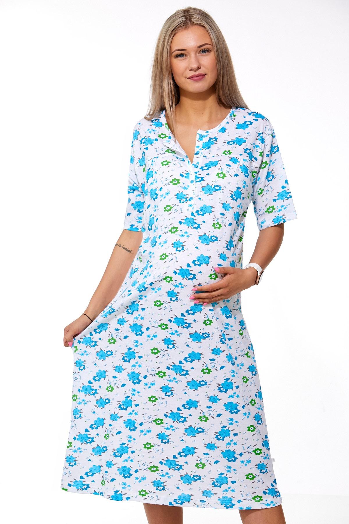 Košilka kojící do porodnice 1C2116