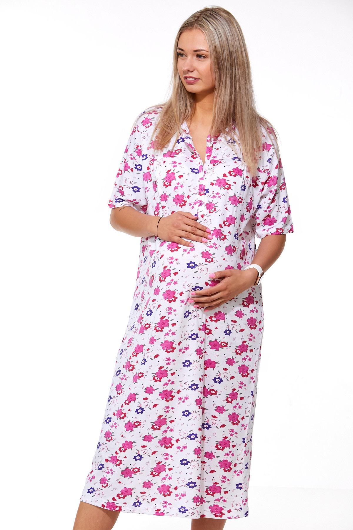 Košilka kojící do porodnice 1C2115