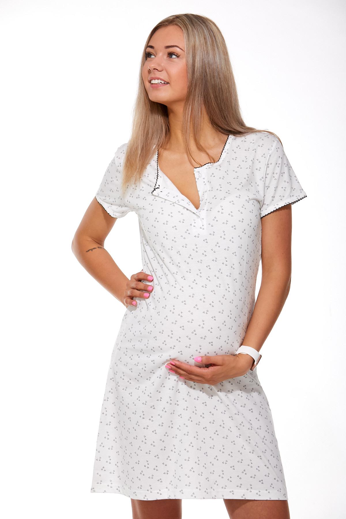 Košilka kojící do porodnice 1C2109