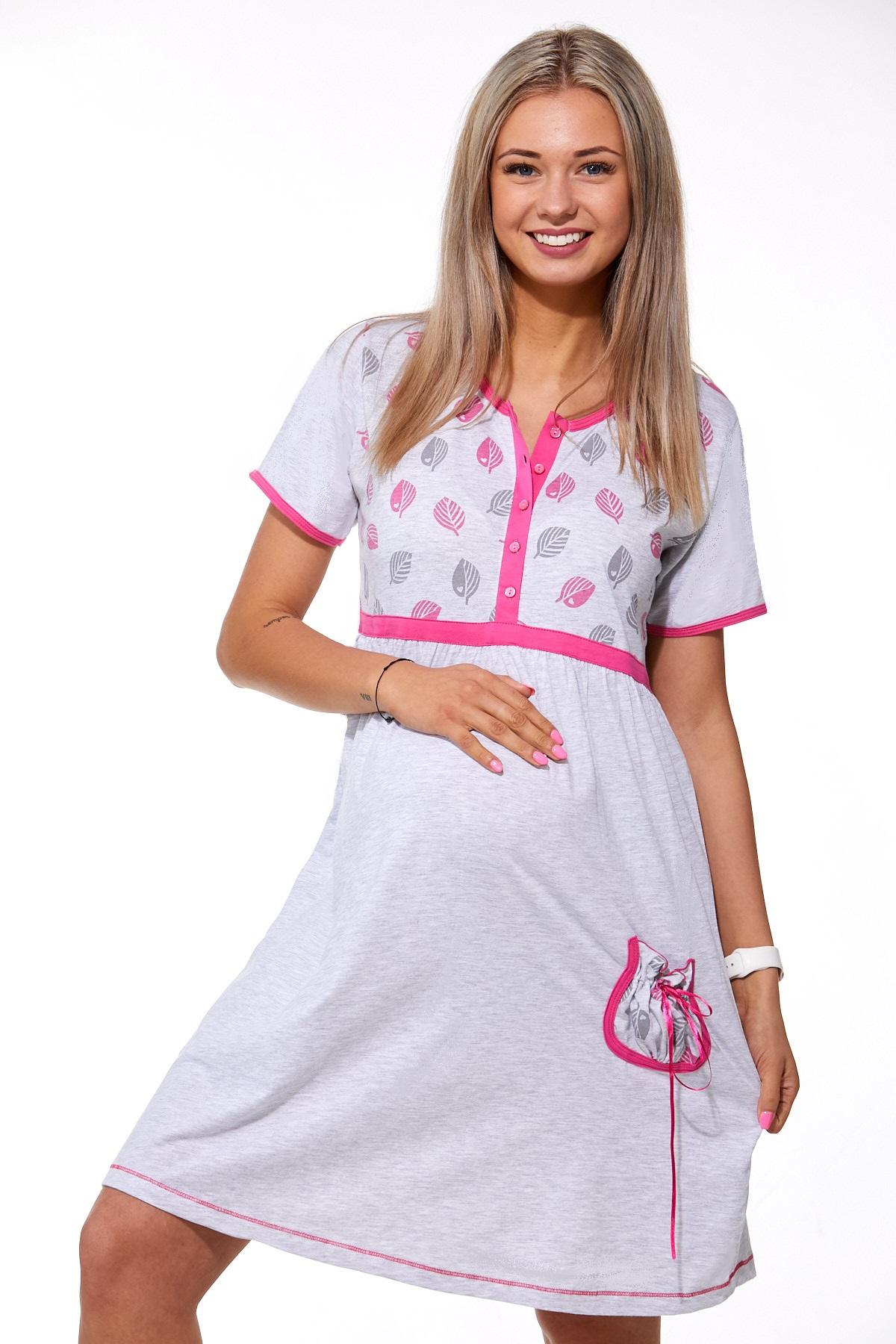 Košilka kojící do porodnice 1C2154