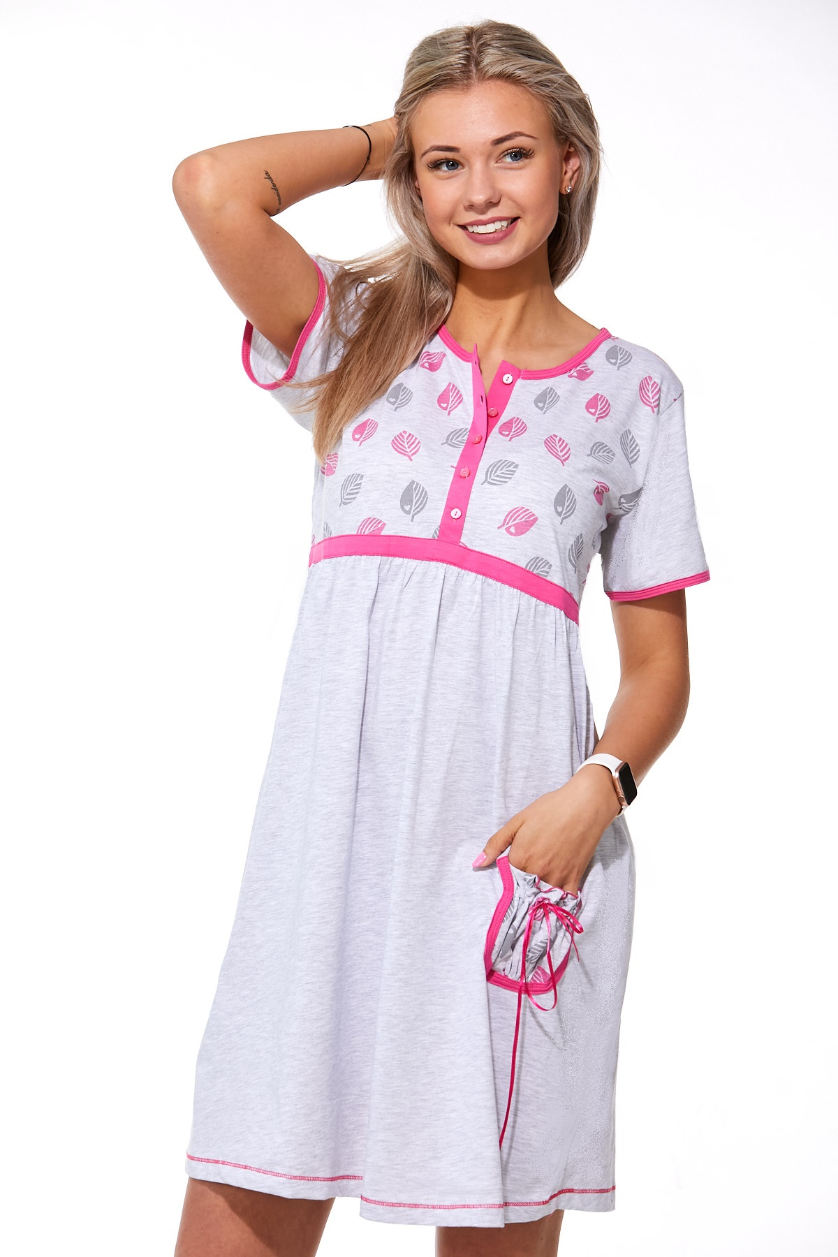 Noční košilka pro ženy 1C2154