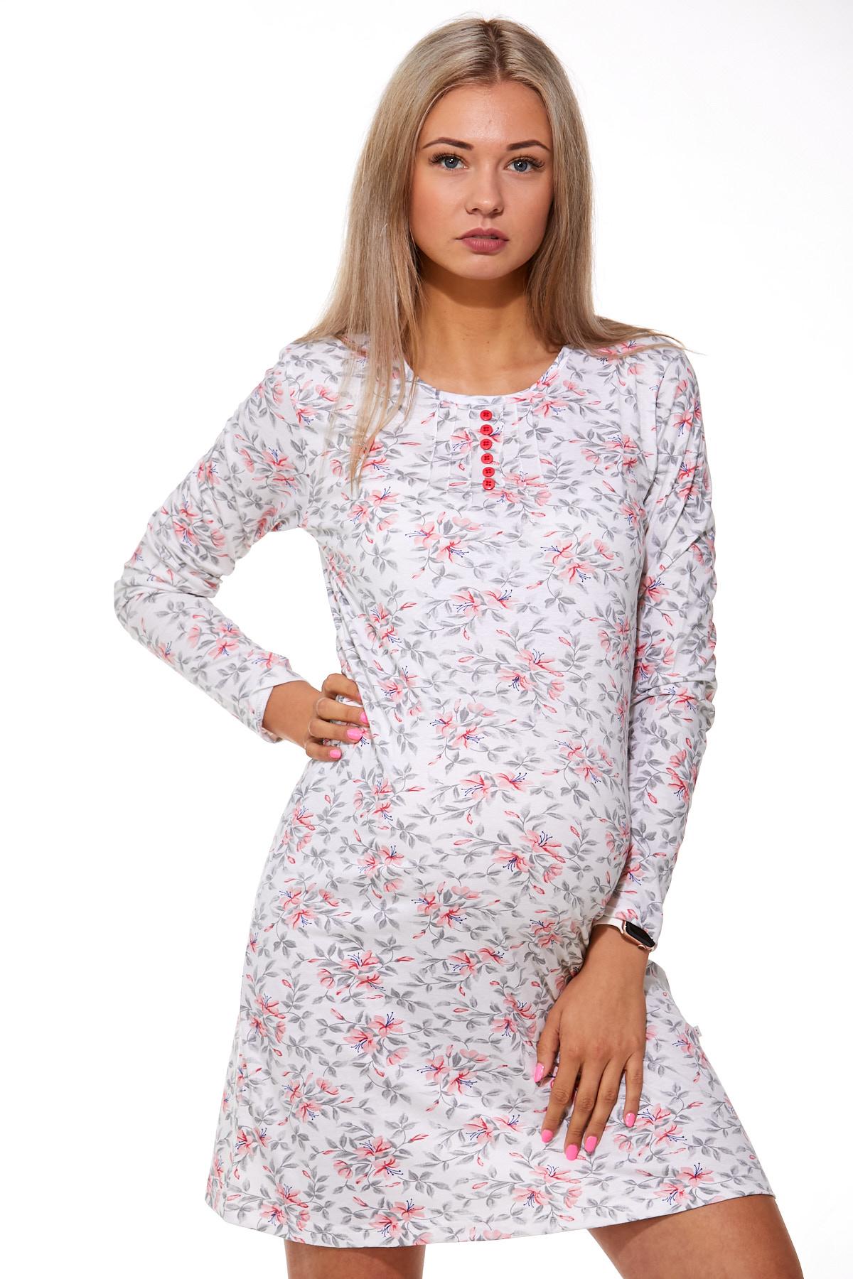 Noční košilka pro těhotné 1C2103