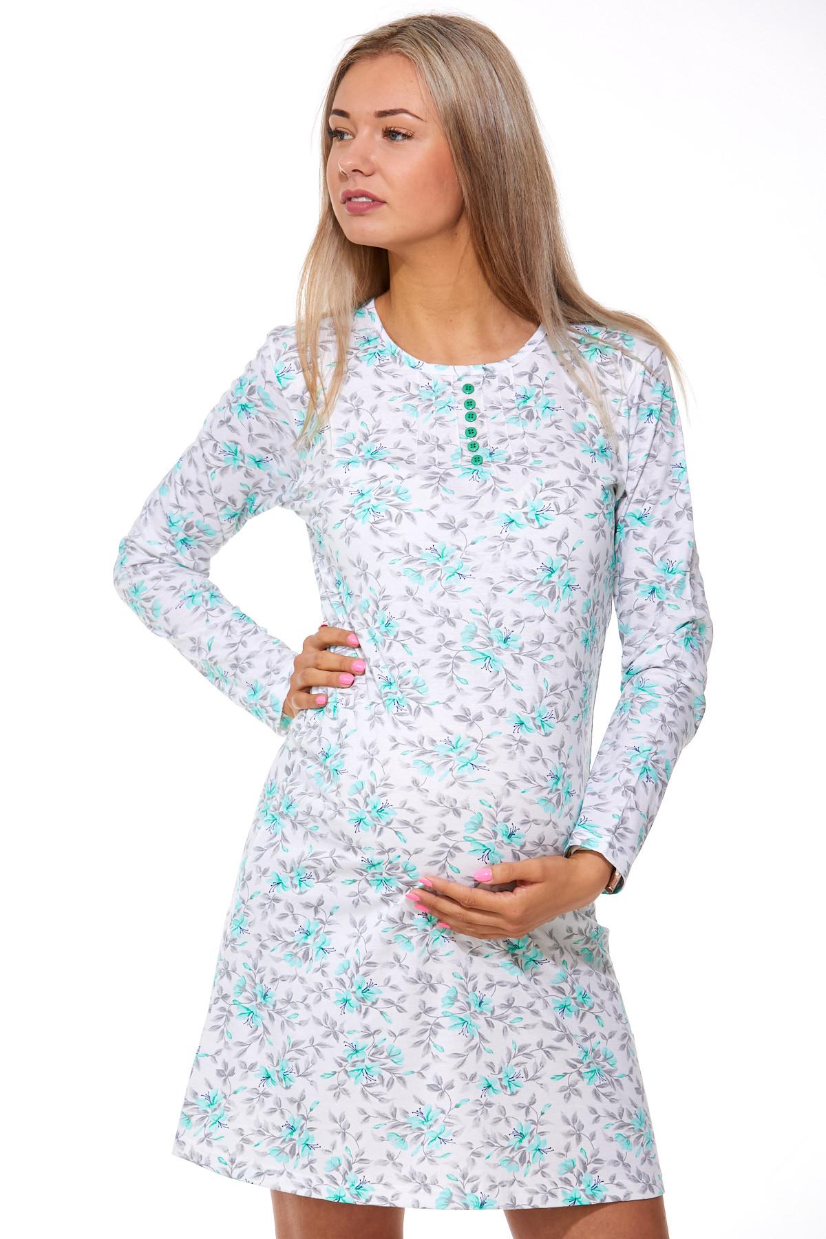 Noční košilka pro těhotné 1C2102