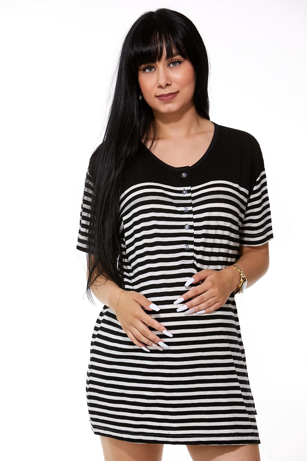 Košilka kojící do porodnice 1C2132