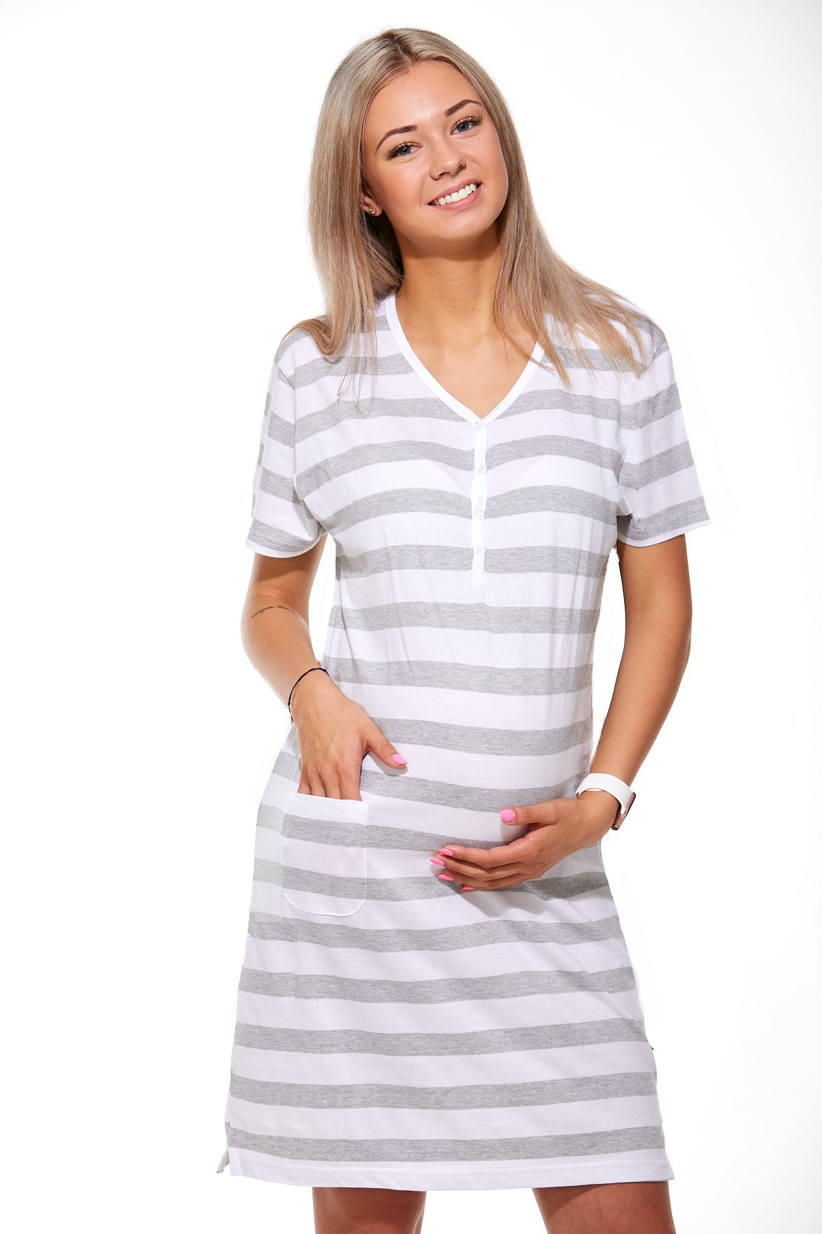 Košilka kojící do porodnice 1C2127