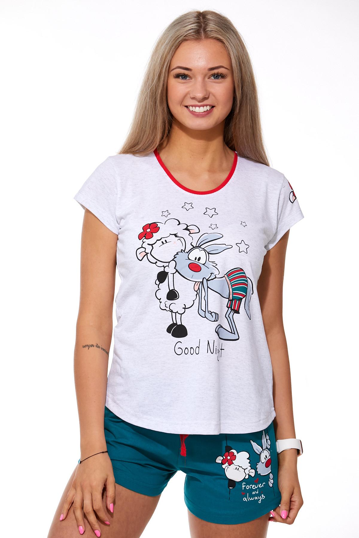 Dámské pyžamo 1B0908