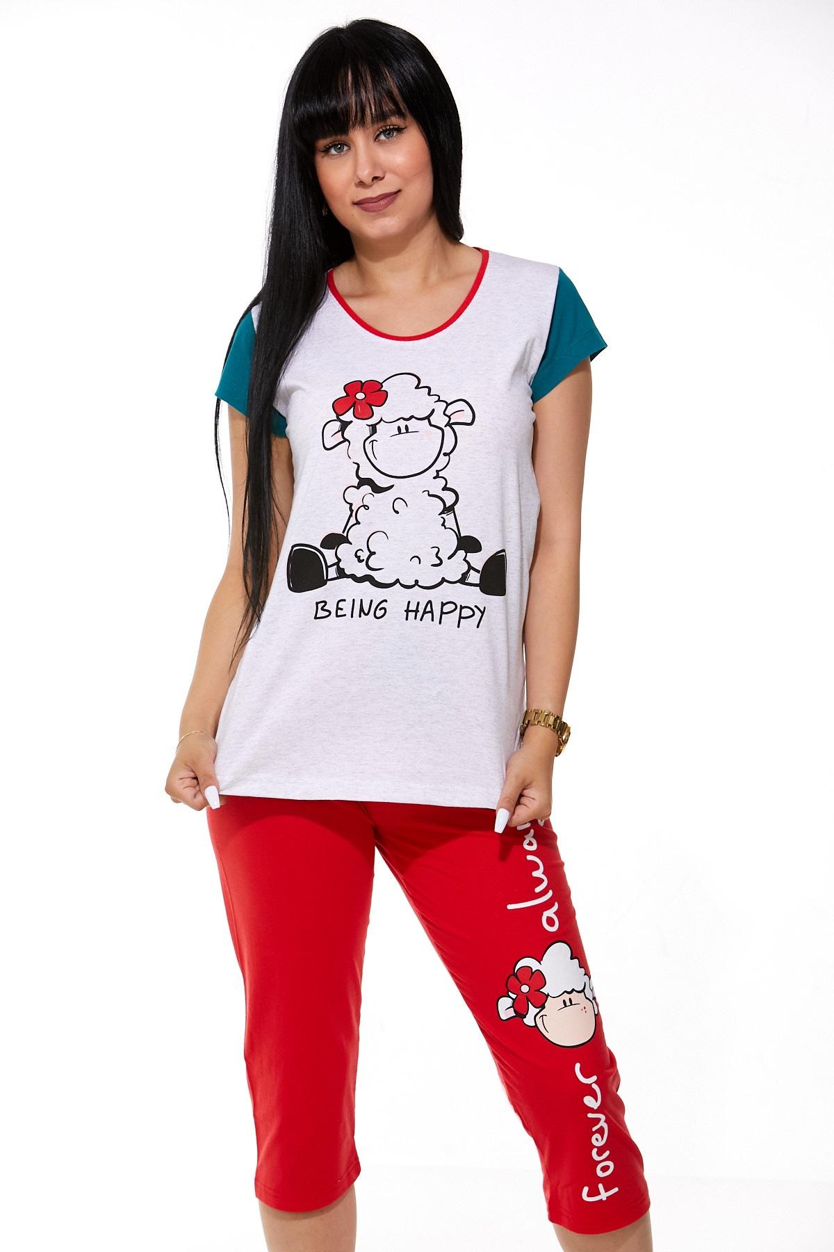 Dámské pyžamo 1B0905
