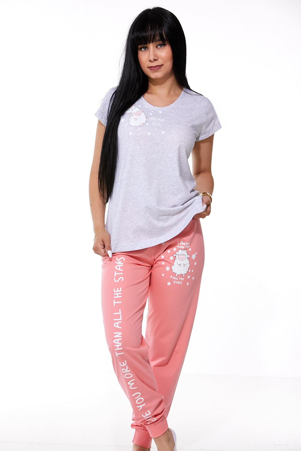 Dámské pyžamo 1B0901