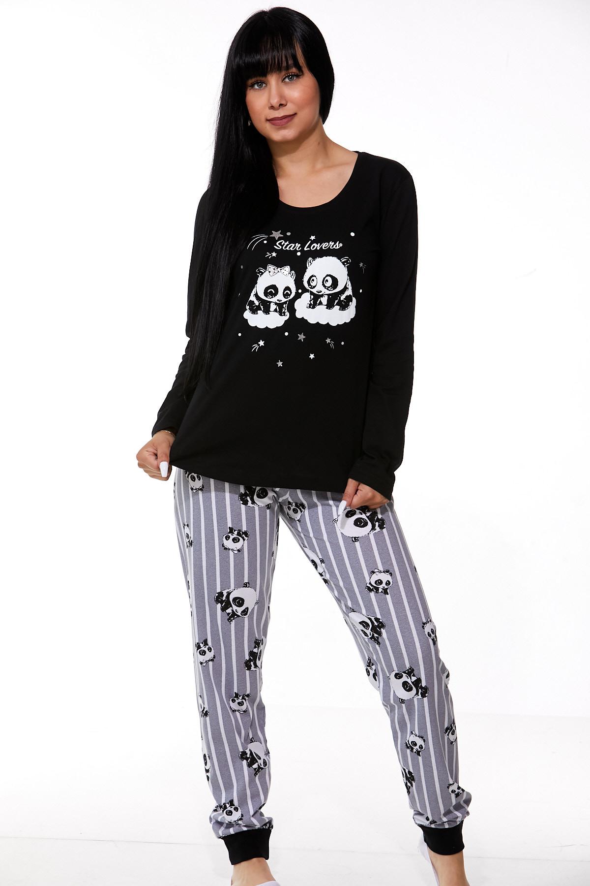 Dámské pyžamo 1B0902