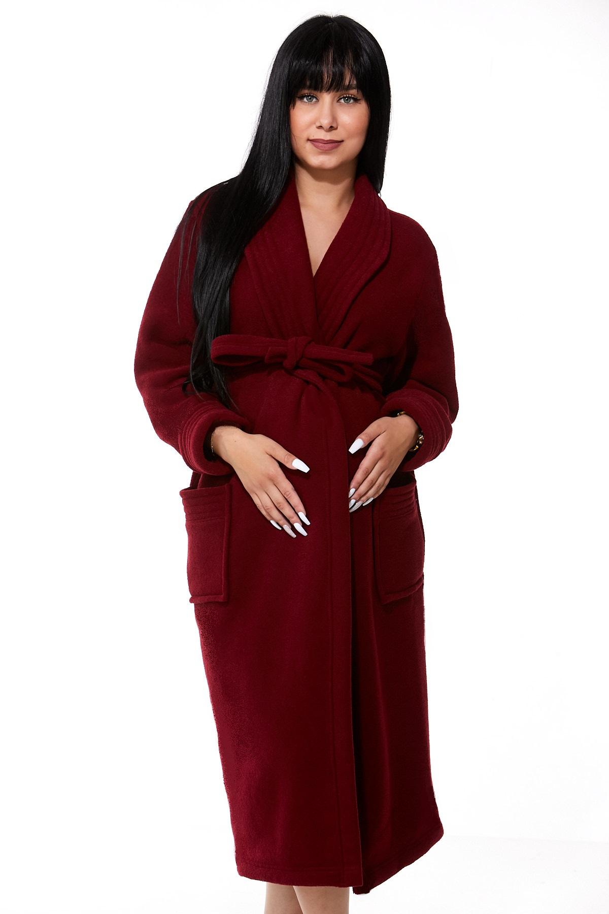 Těhotenský župan do porodnice 1W0439