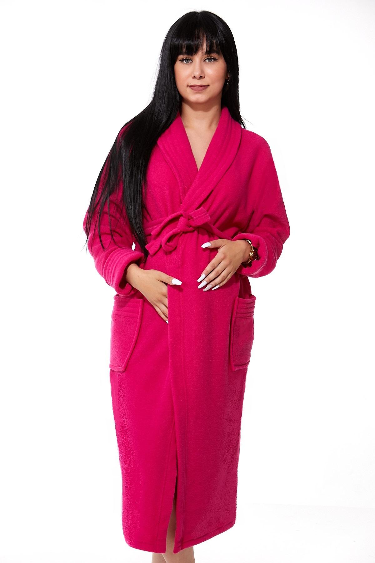 Těhotenský župan do porodnice 1W0436