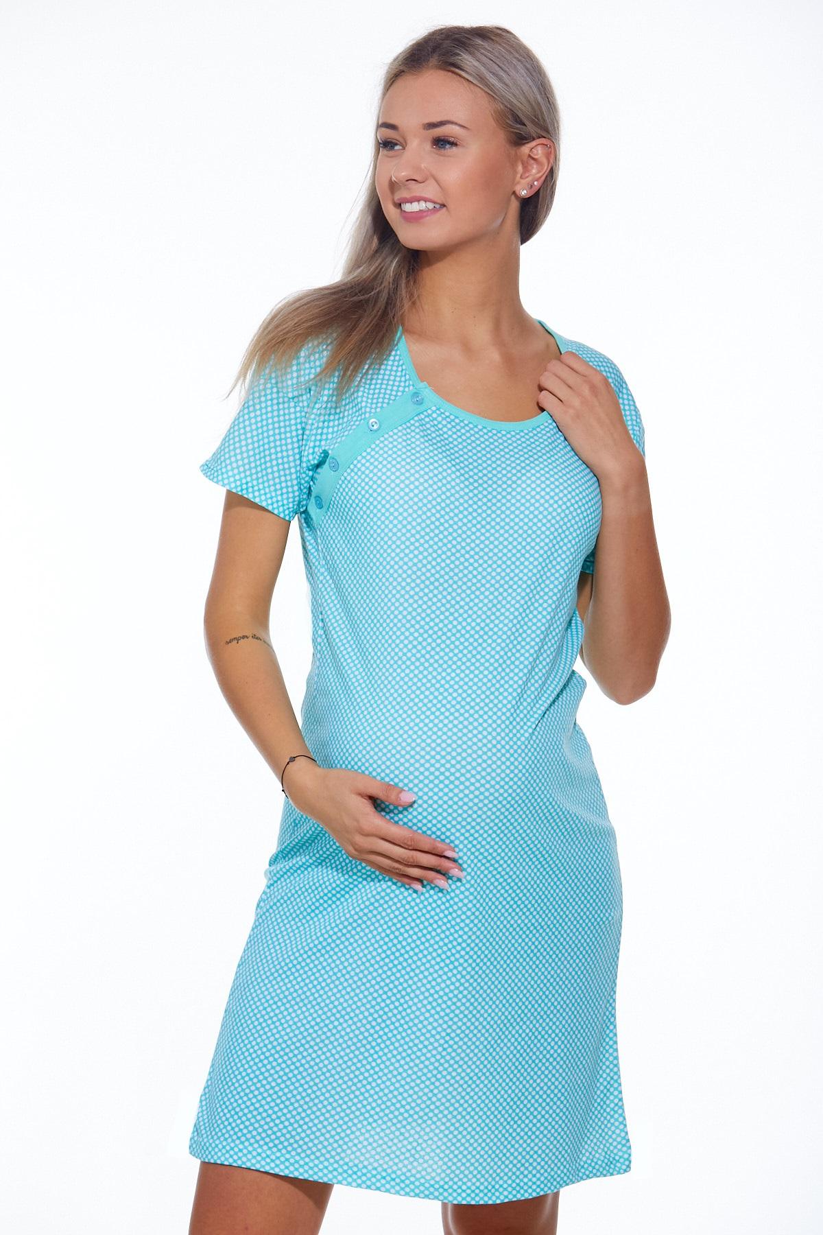 Košilka kojící do porodnice 1C2190