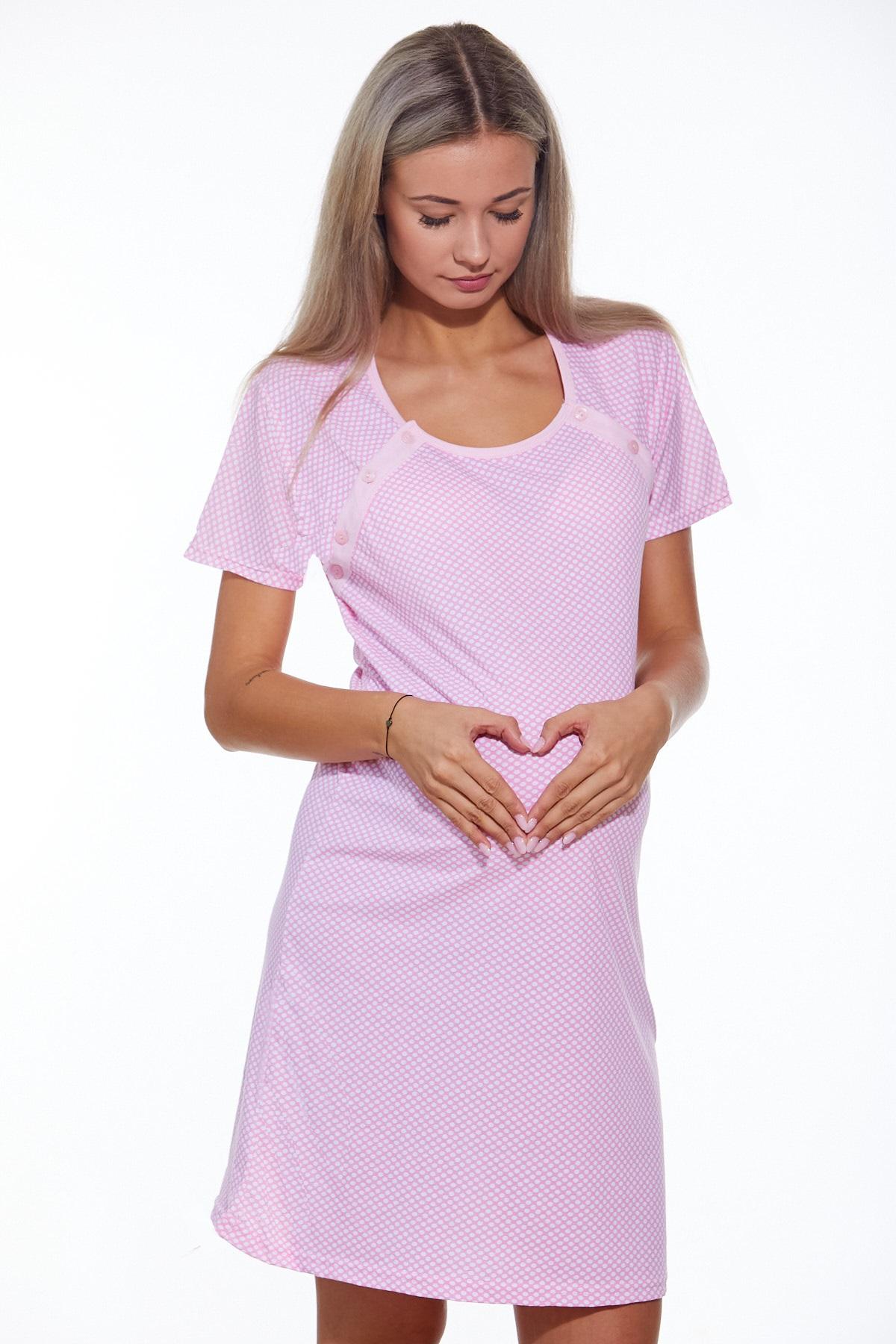 Košilka kojící do porodnice 1C2188
