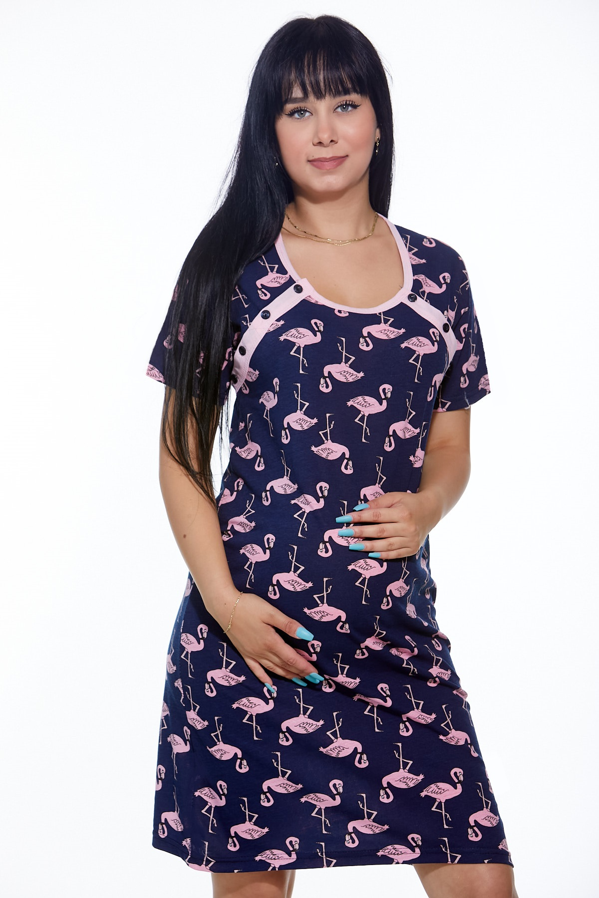 Košilka kojící do porodnice 1C2179