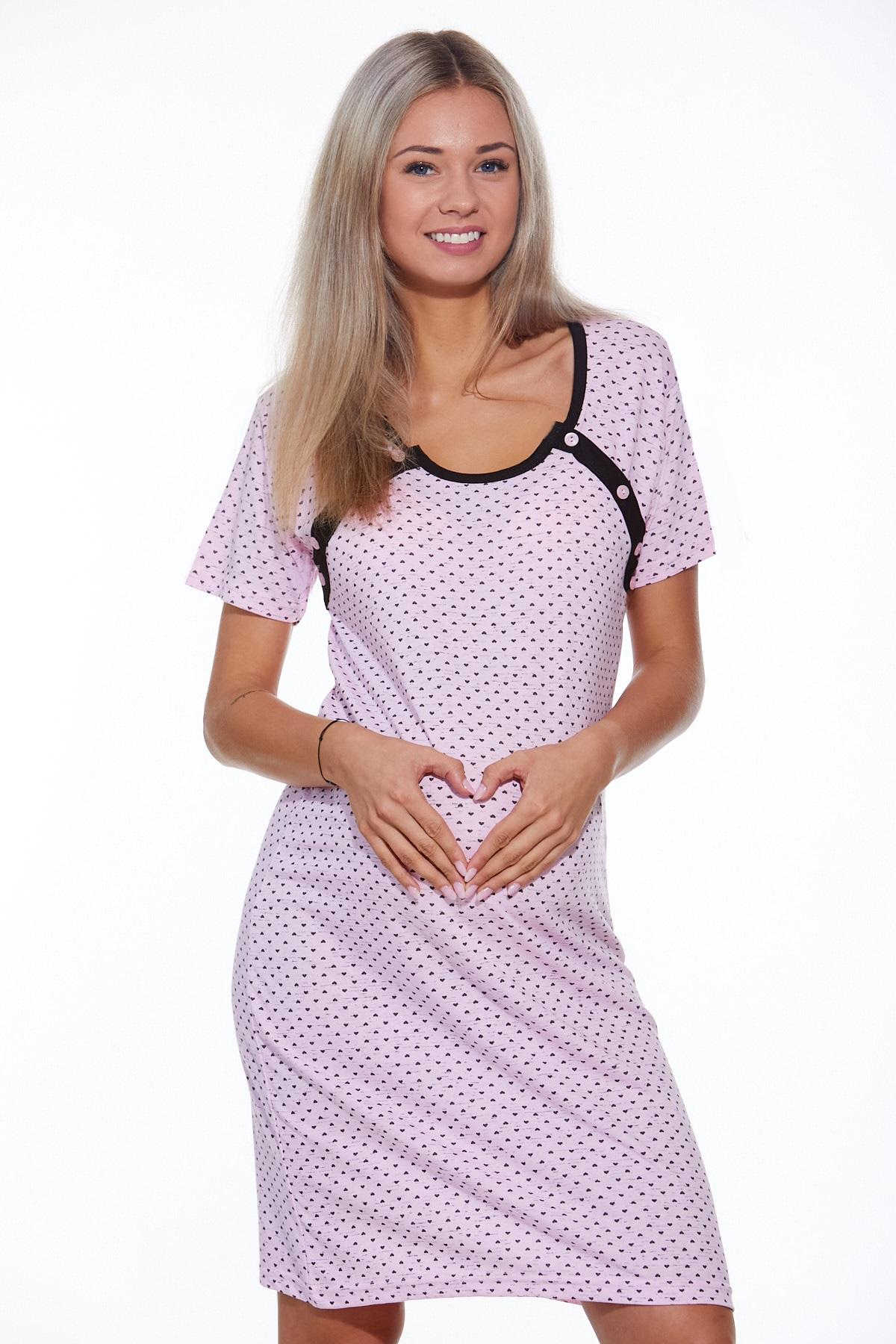 Košilka kojící do porodnice 1C2173