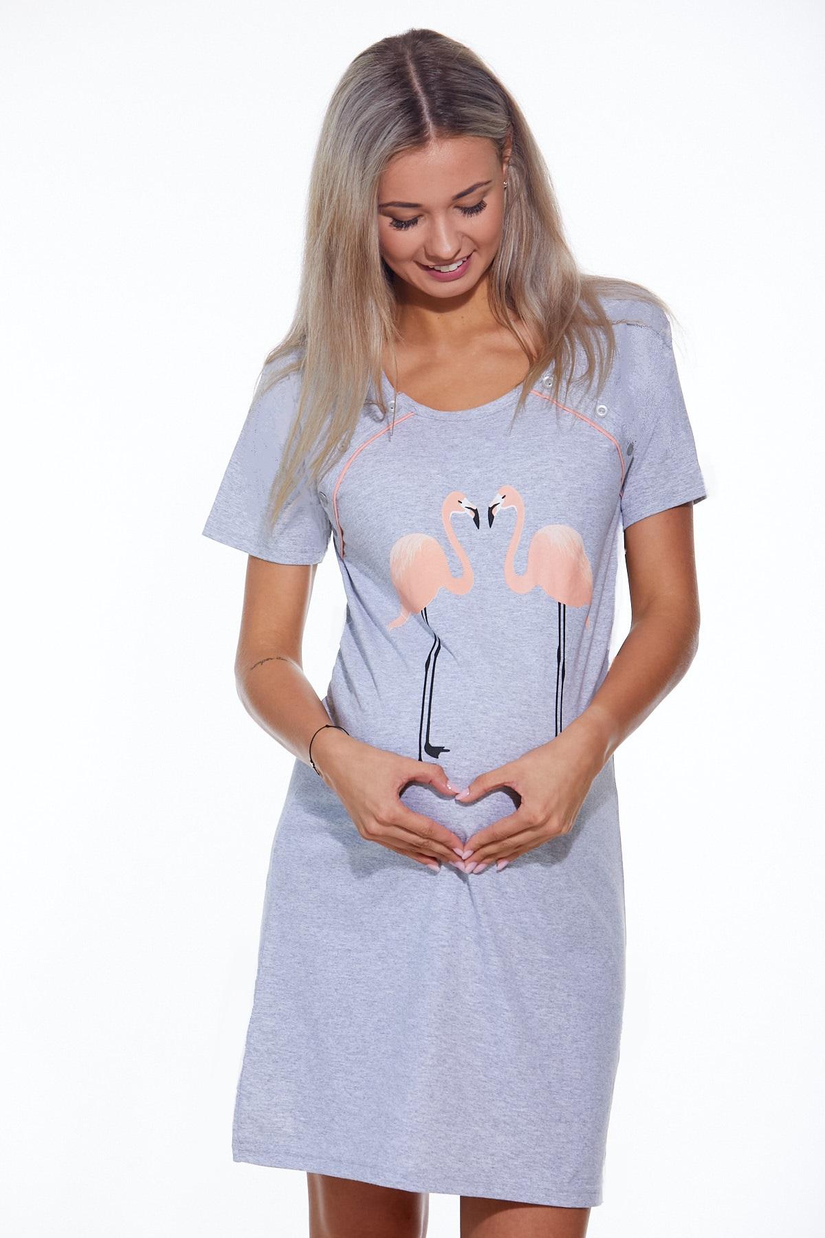 Košilka kojící do porodnice 1C2167