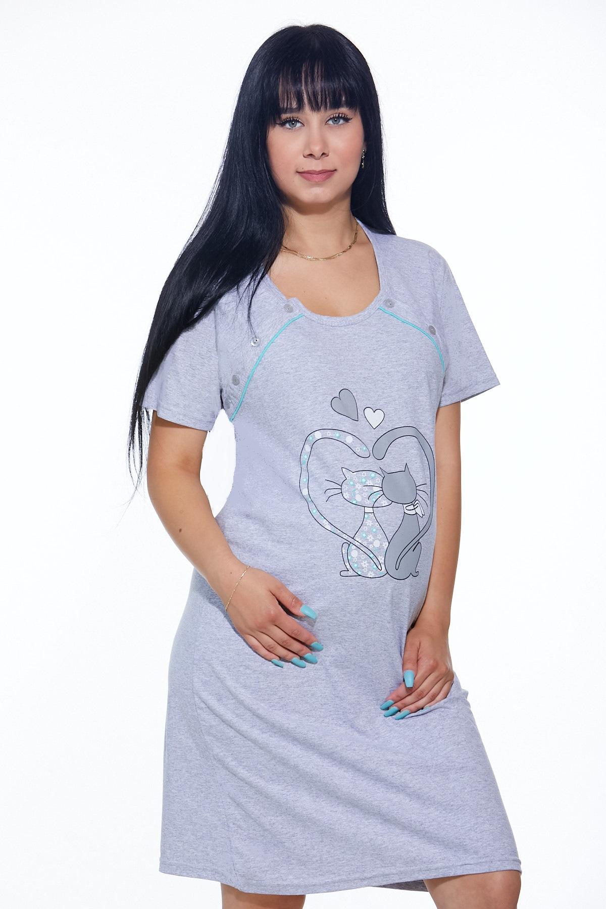 Košilka kojící do porodnice 1C2163