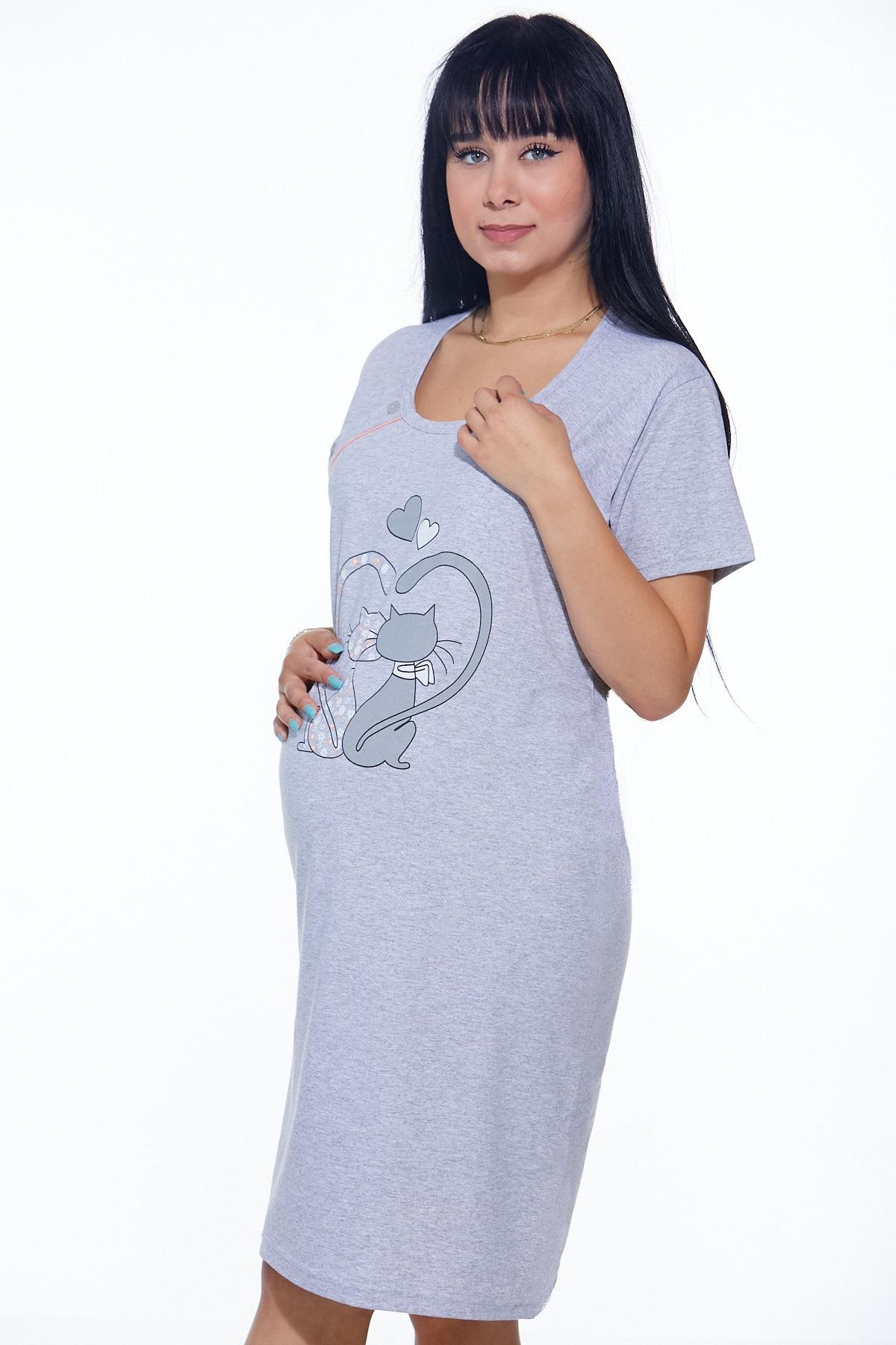 Košilka kojící do porodnice 1C2162