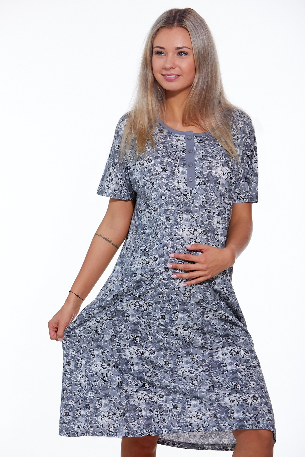 Košilka kojící do porodnice 1C2206
