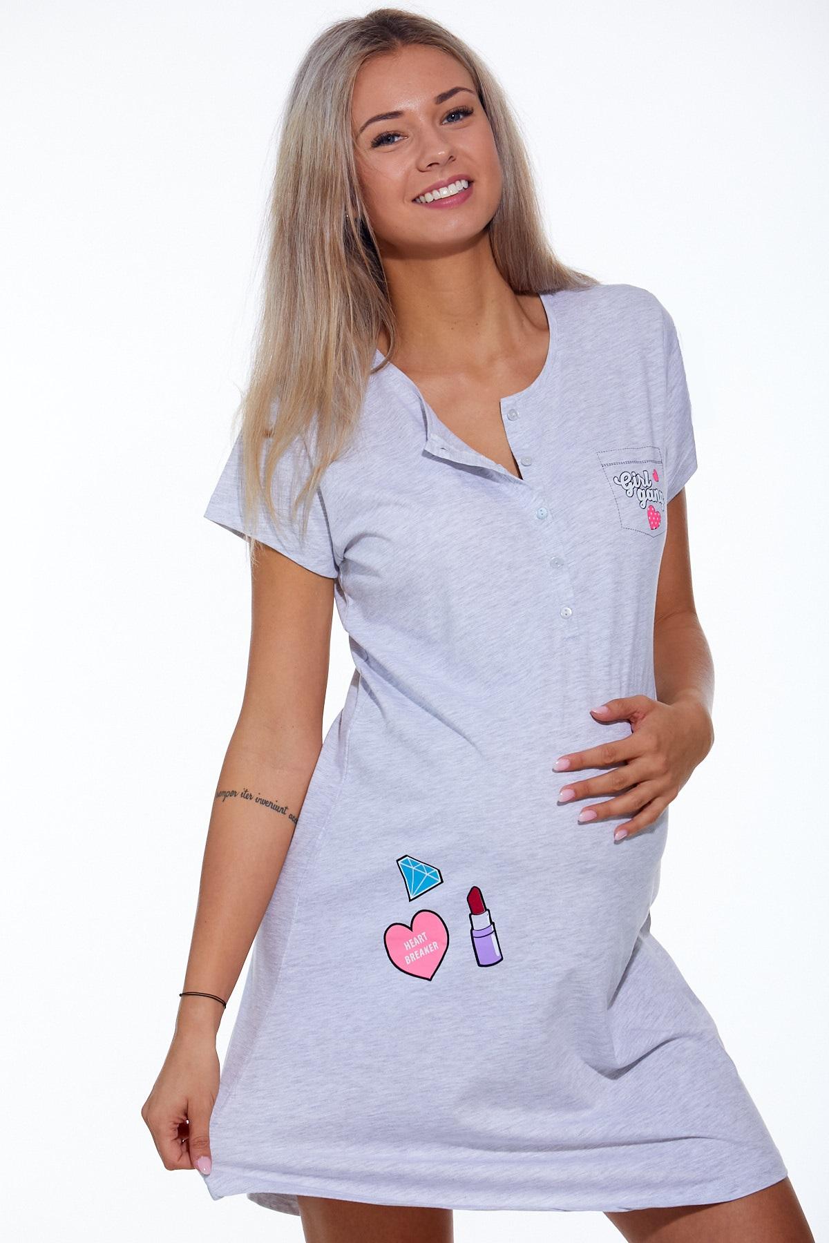Košilka kojící do porodnice 1C2143