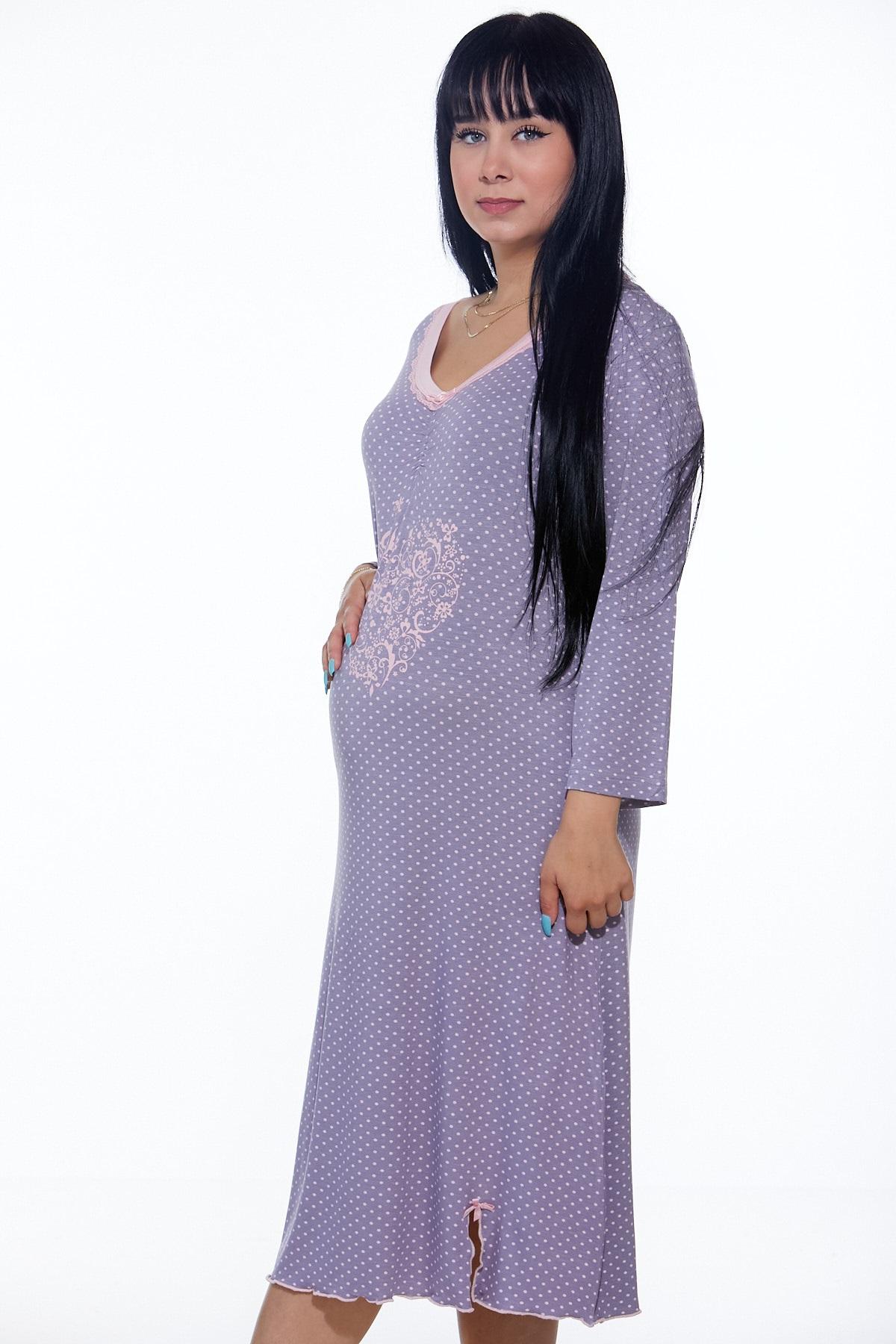 Těhotenská košilka noční 1D0794