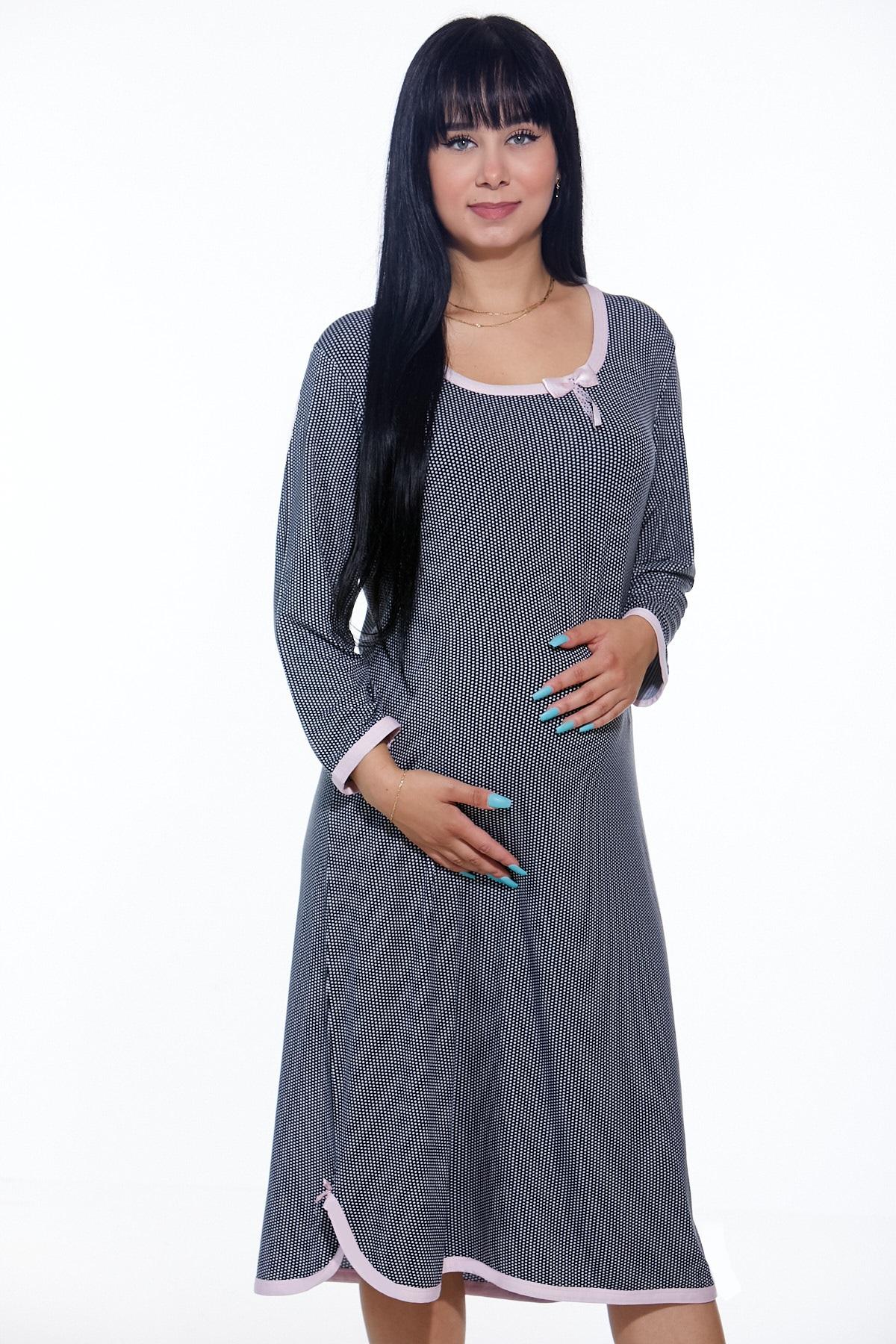 Těhotenská košilka noční 1D0783