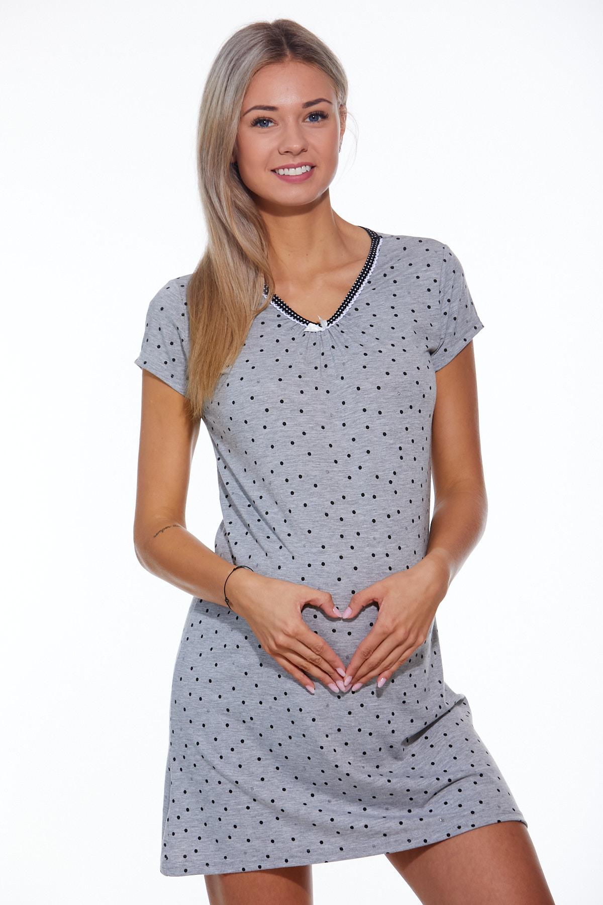 Těhotenská košilka noční 1D0781
