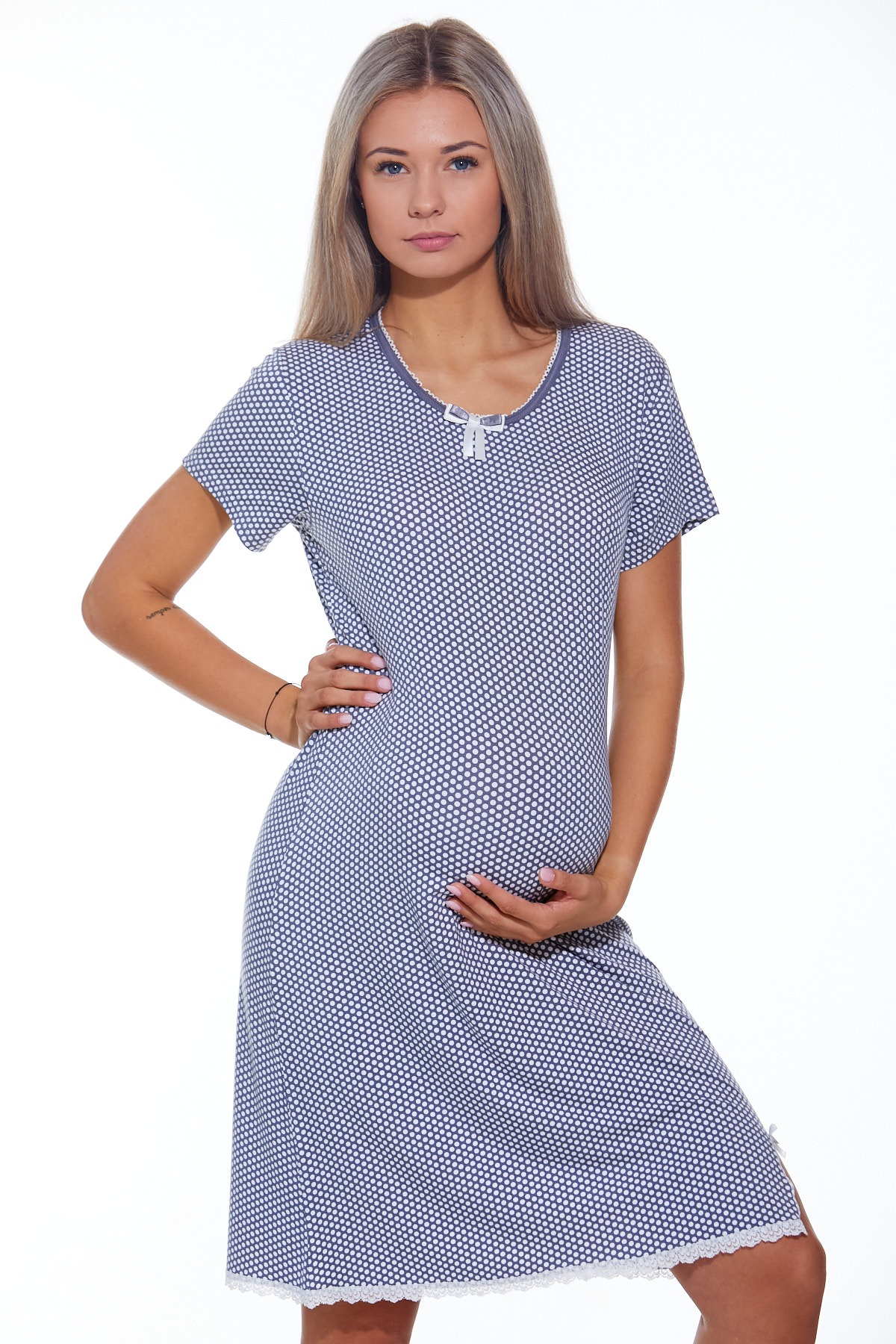 Těhotenská košilka noční 1D0816
