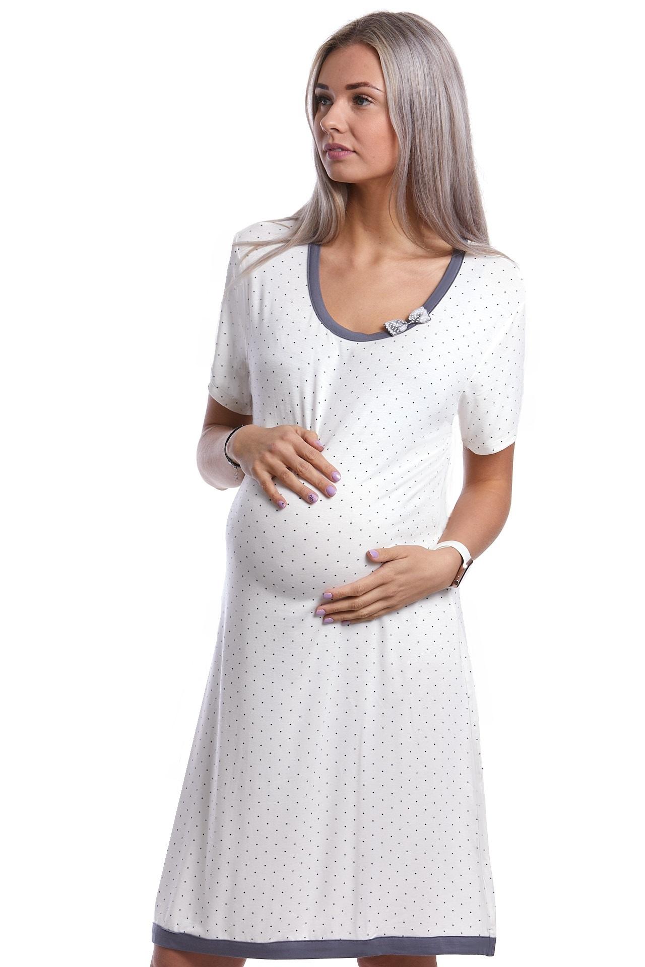 Těhotenská košilka noční 1D0815