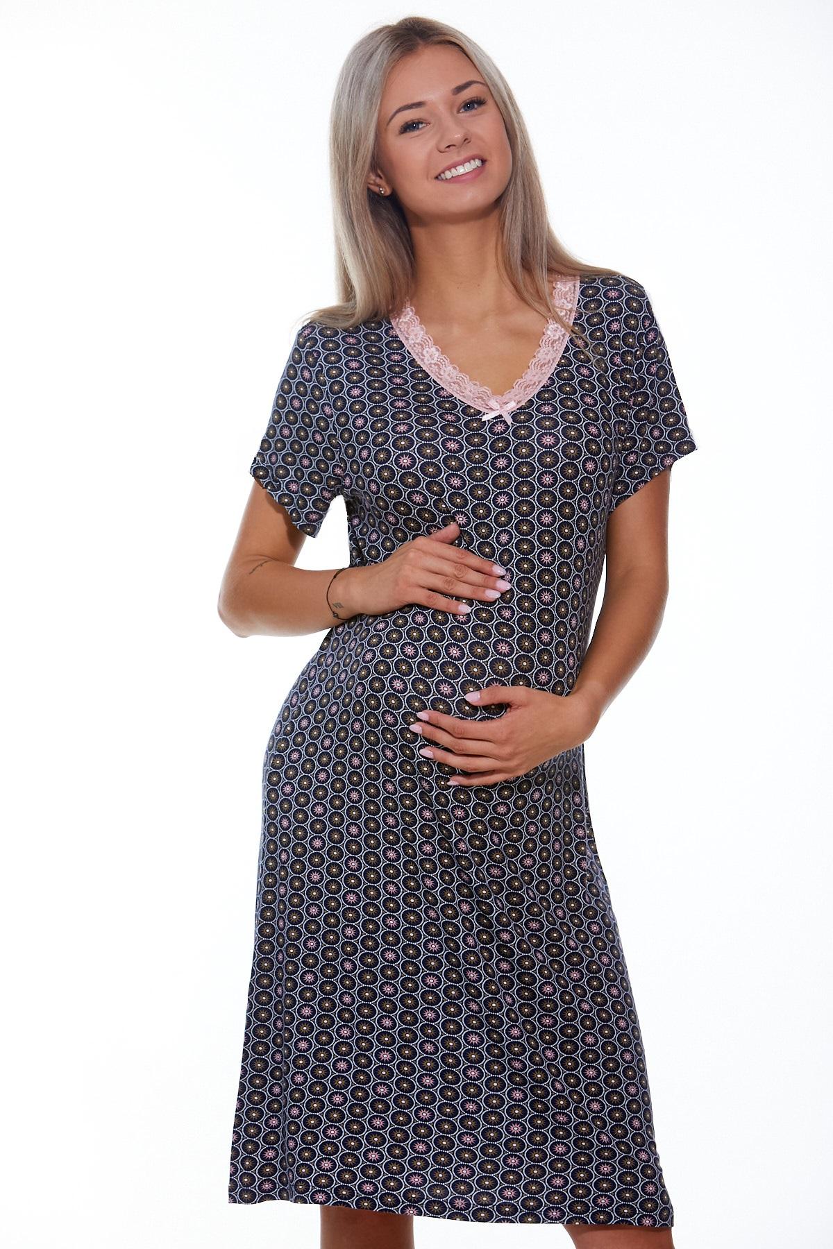 Těhotenská košilka noční 1D0810