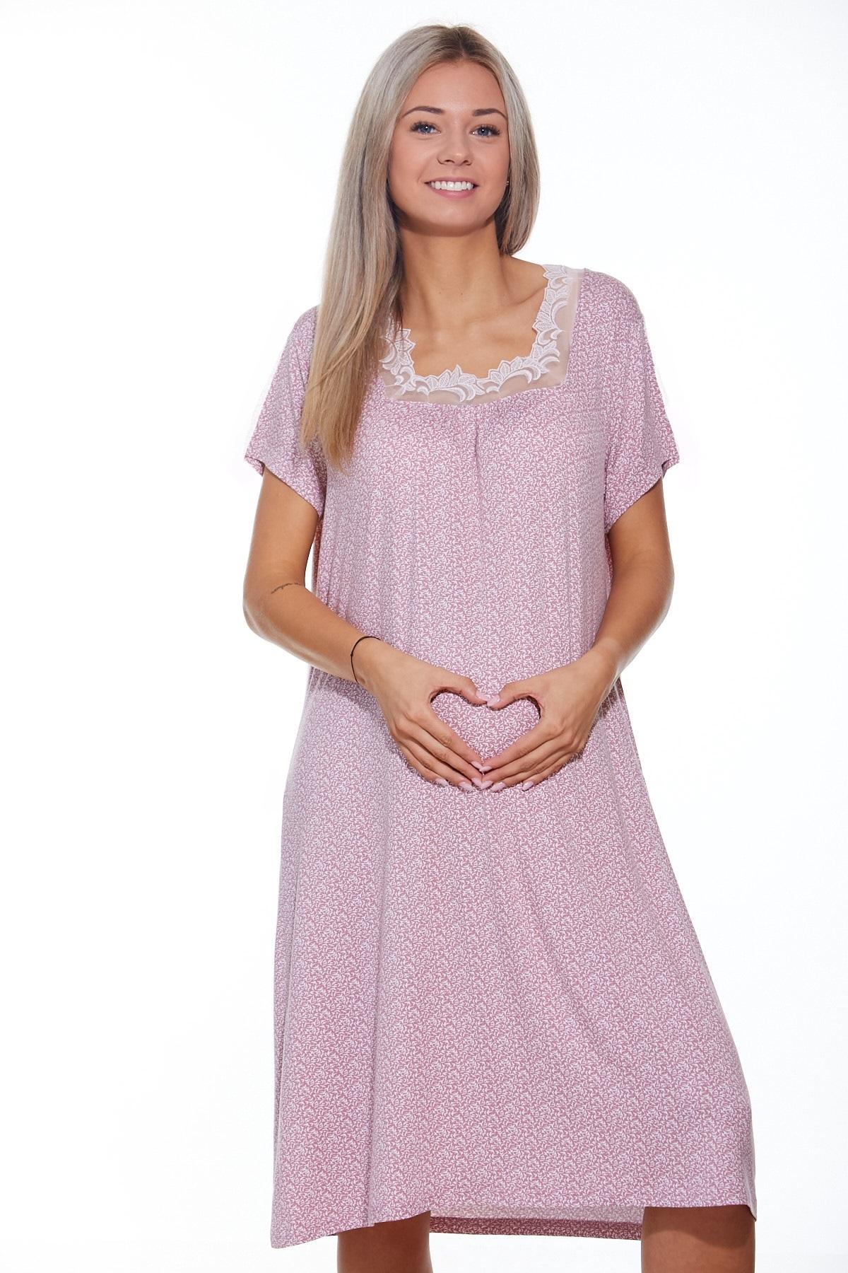 Těhotenská košilka noční 1D0809