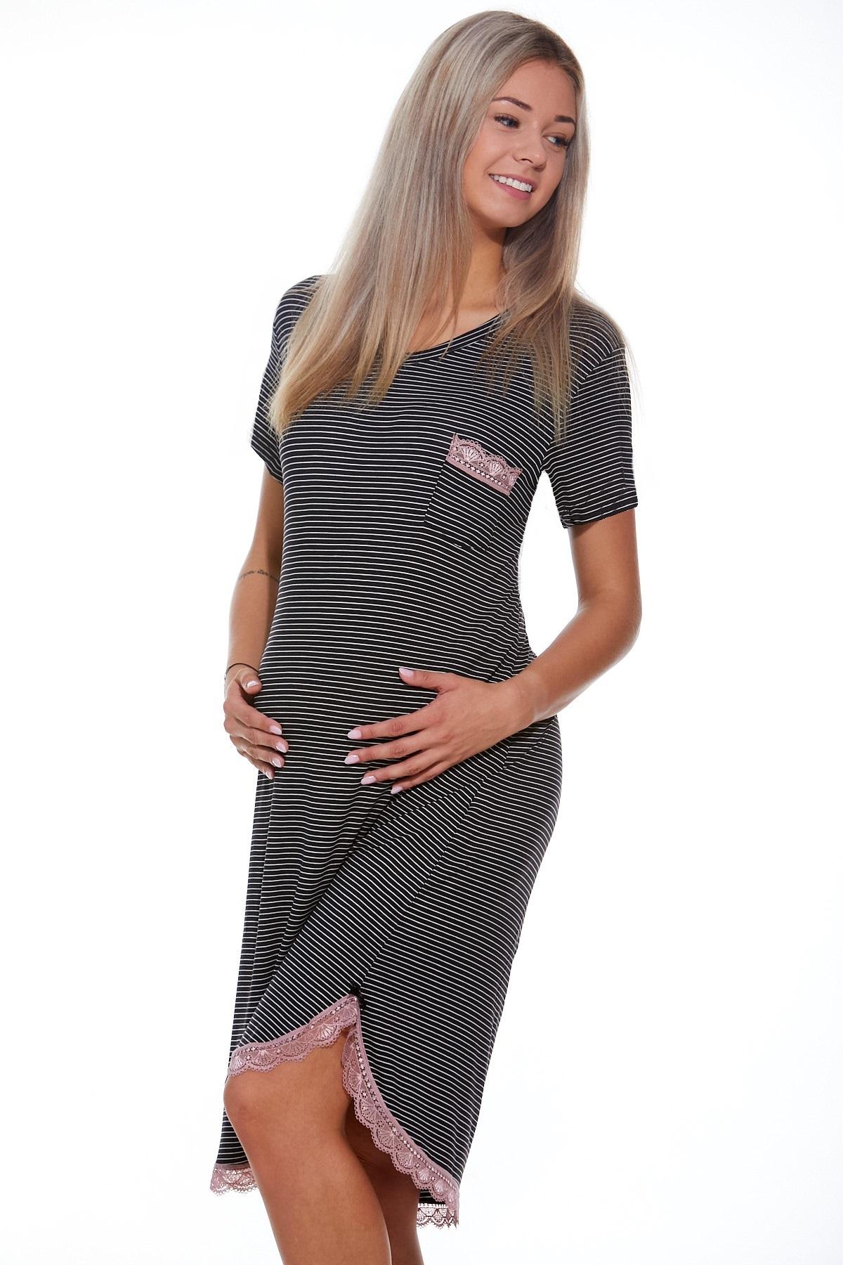 Těhotenská košilka noční 1D0808