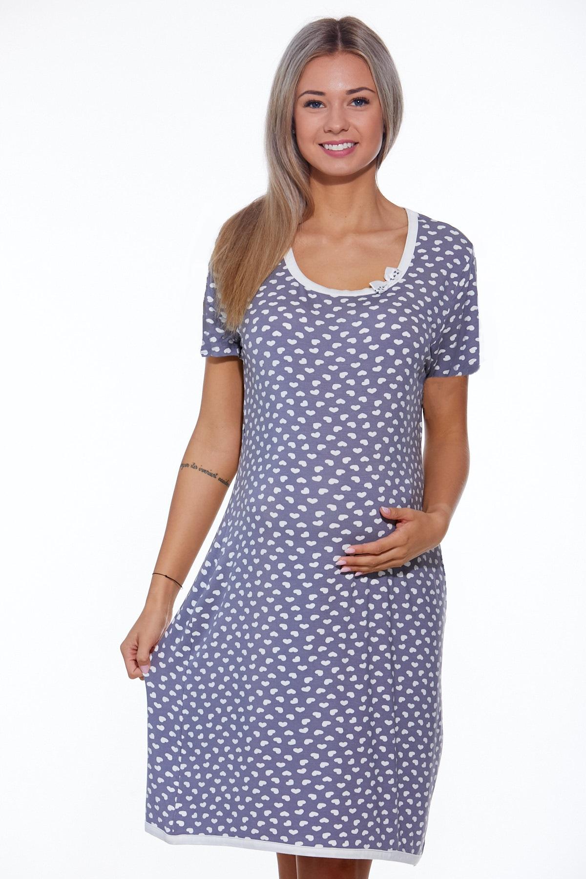 Těhotenská košilka noční 1D0807