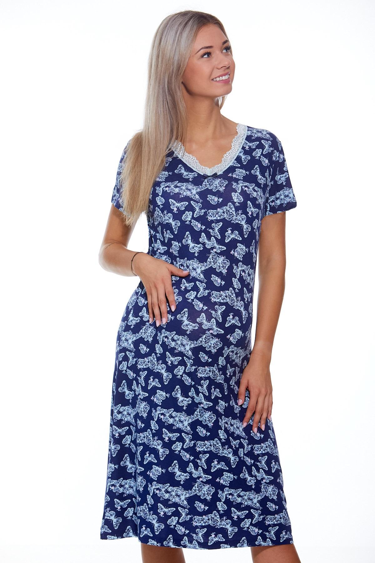Těhotenská košilka noční 1D0802