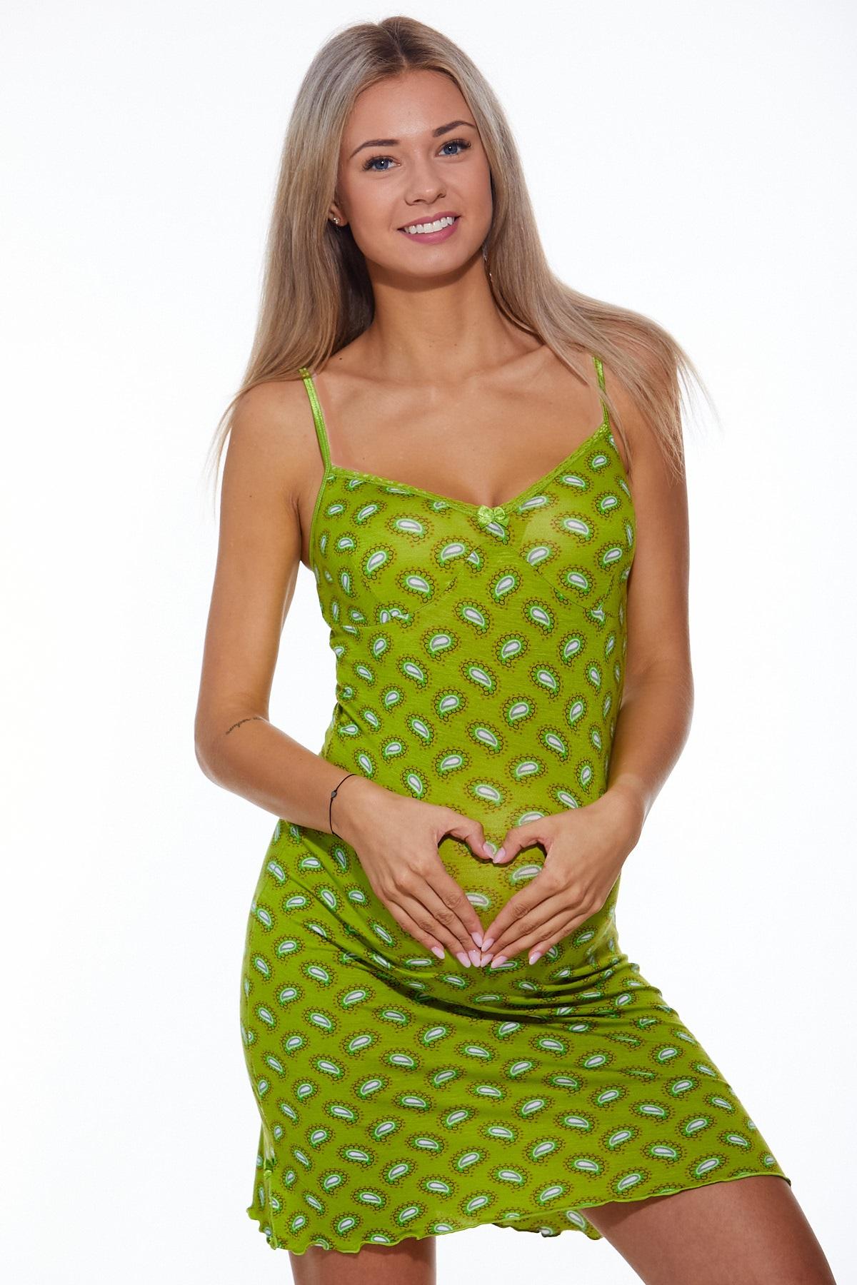 Těhotenská košilka jemná 1D0777