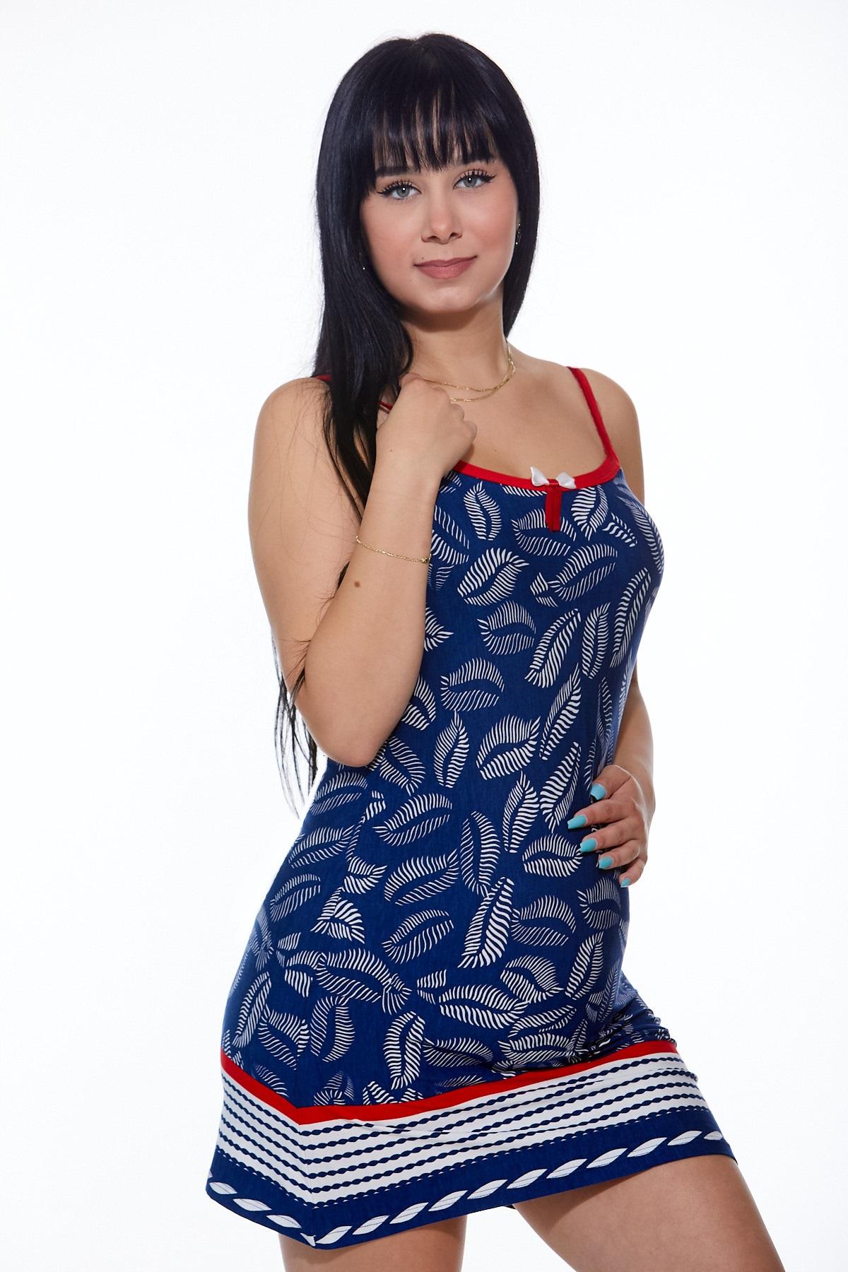 Těhotenská košilka jemná 1D0775