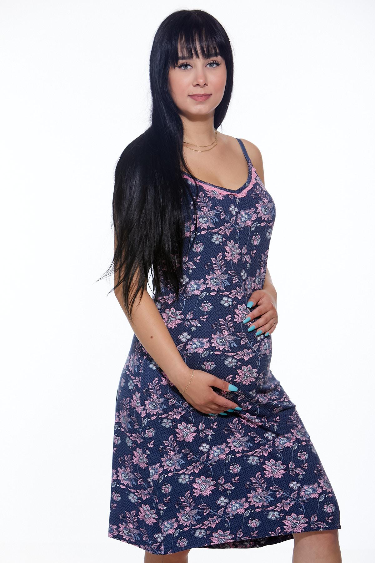 Těhotenská i kojící košilka jemná 1D0788