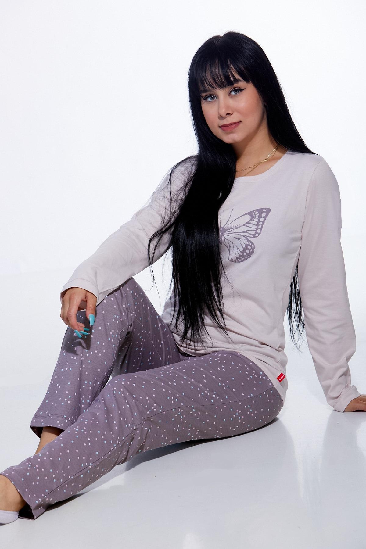 Dámské pyžamo comfort 1B0910