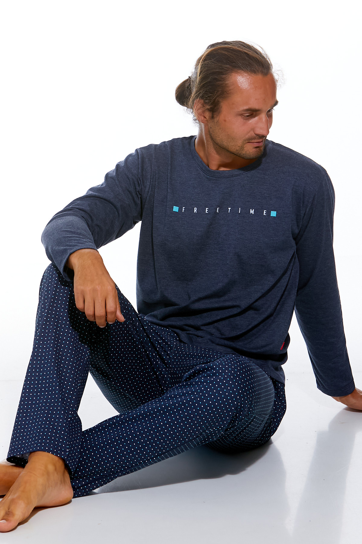 Pyžamo pro muže 1P0898