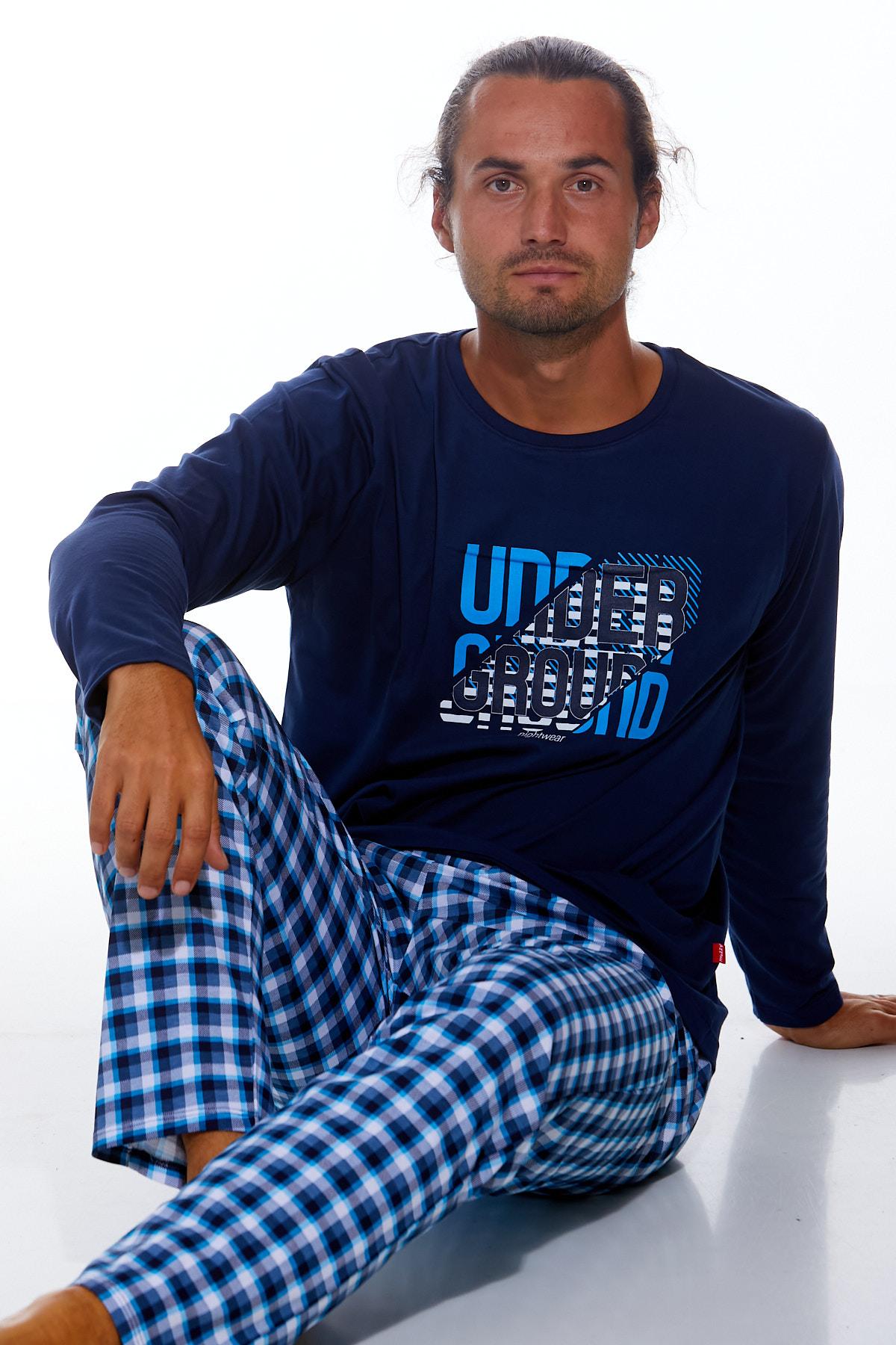 Pyžamo pro muže 1P0897