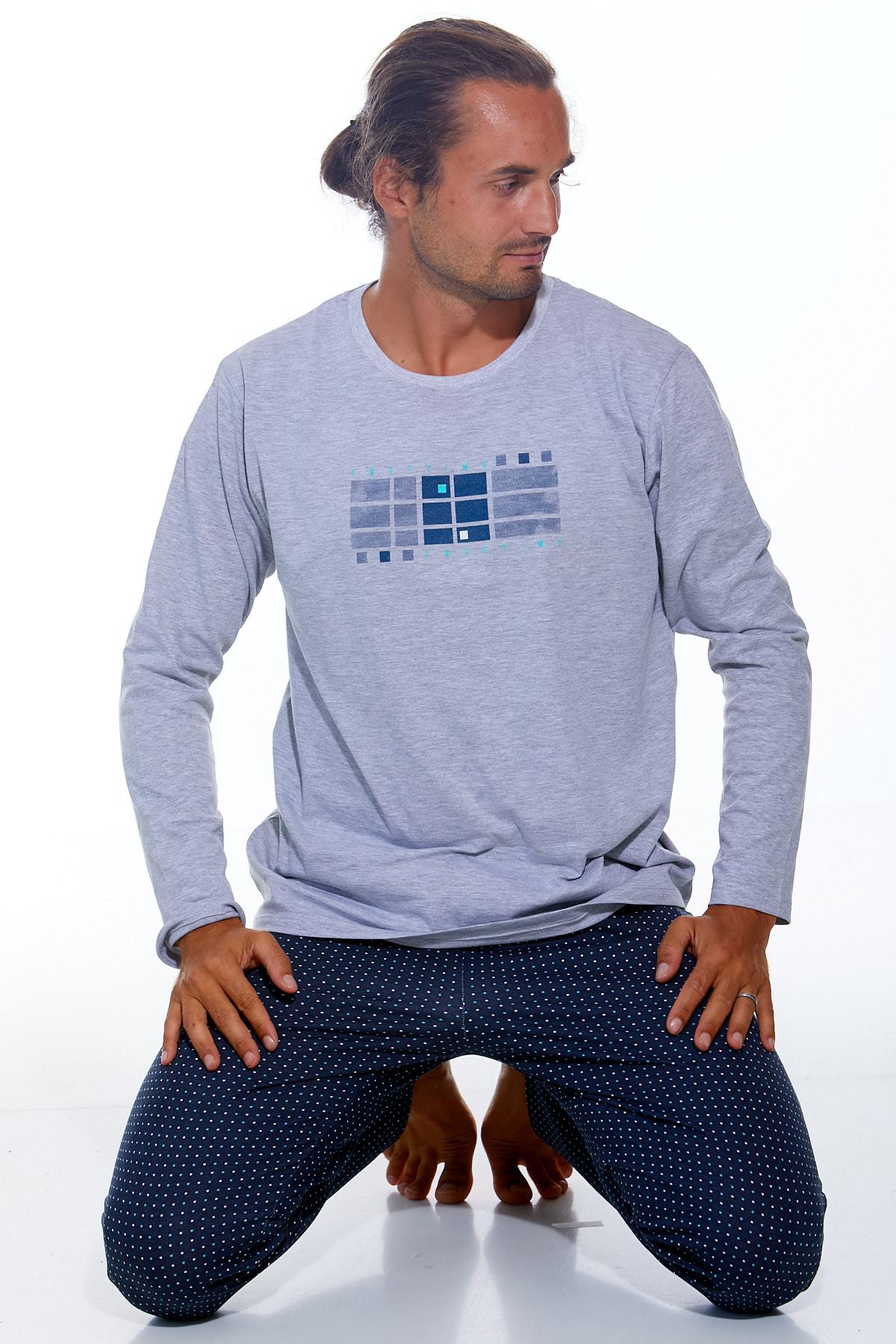 Pyžamo pro muže 1P0896
