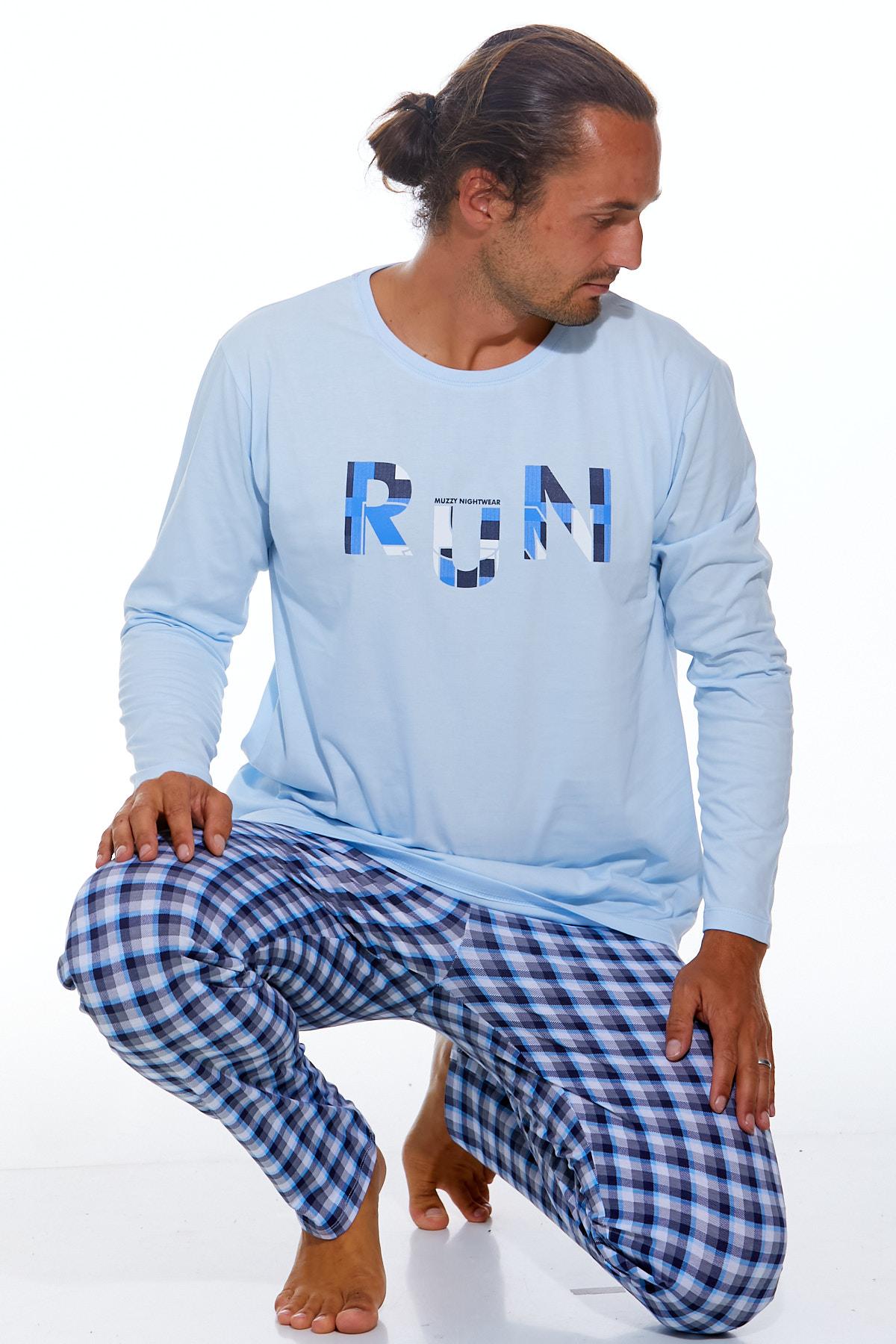 Pyžamo pro muže 1P0895