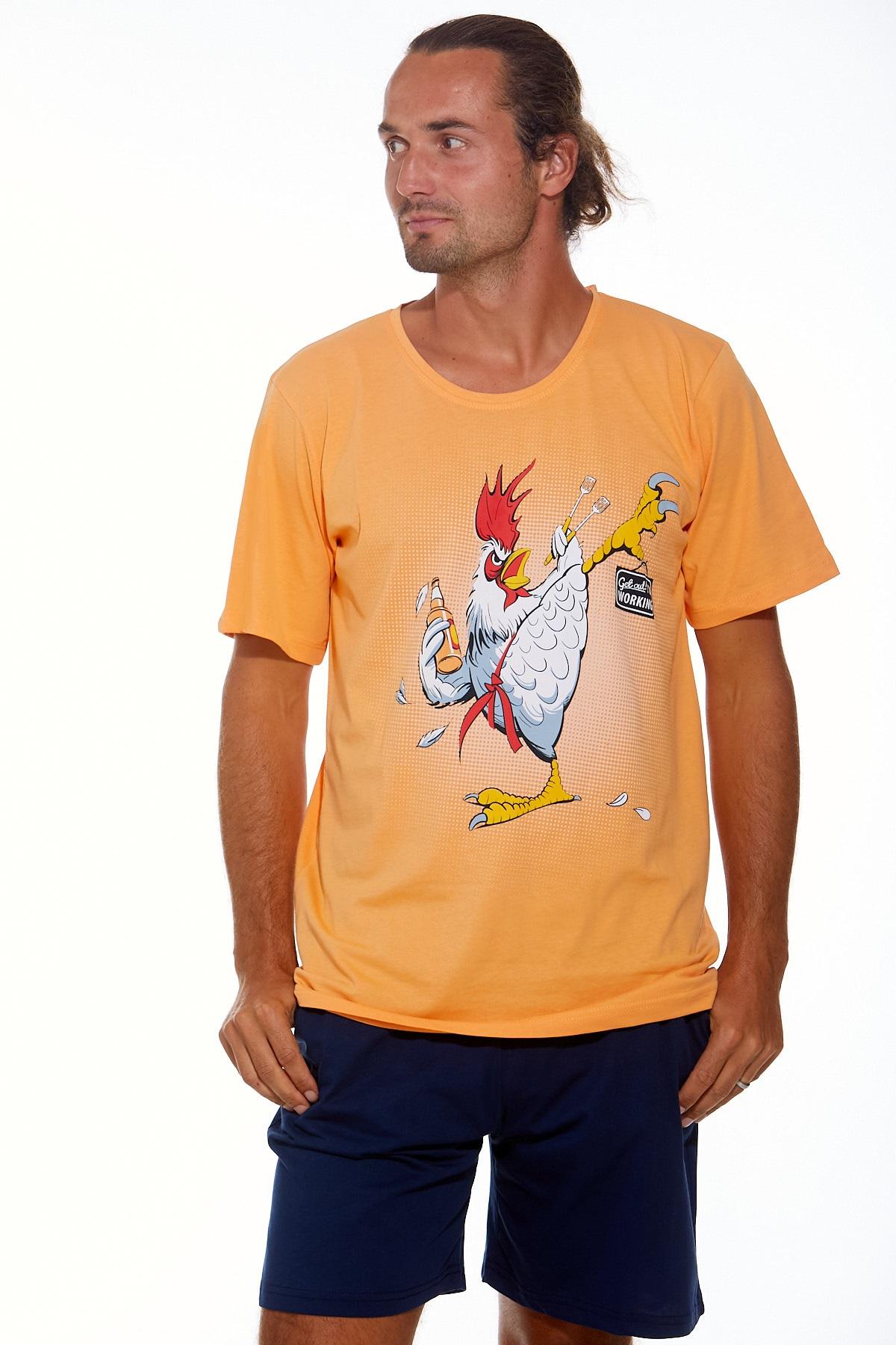 Pánské pyžamo  1P0892