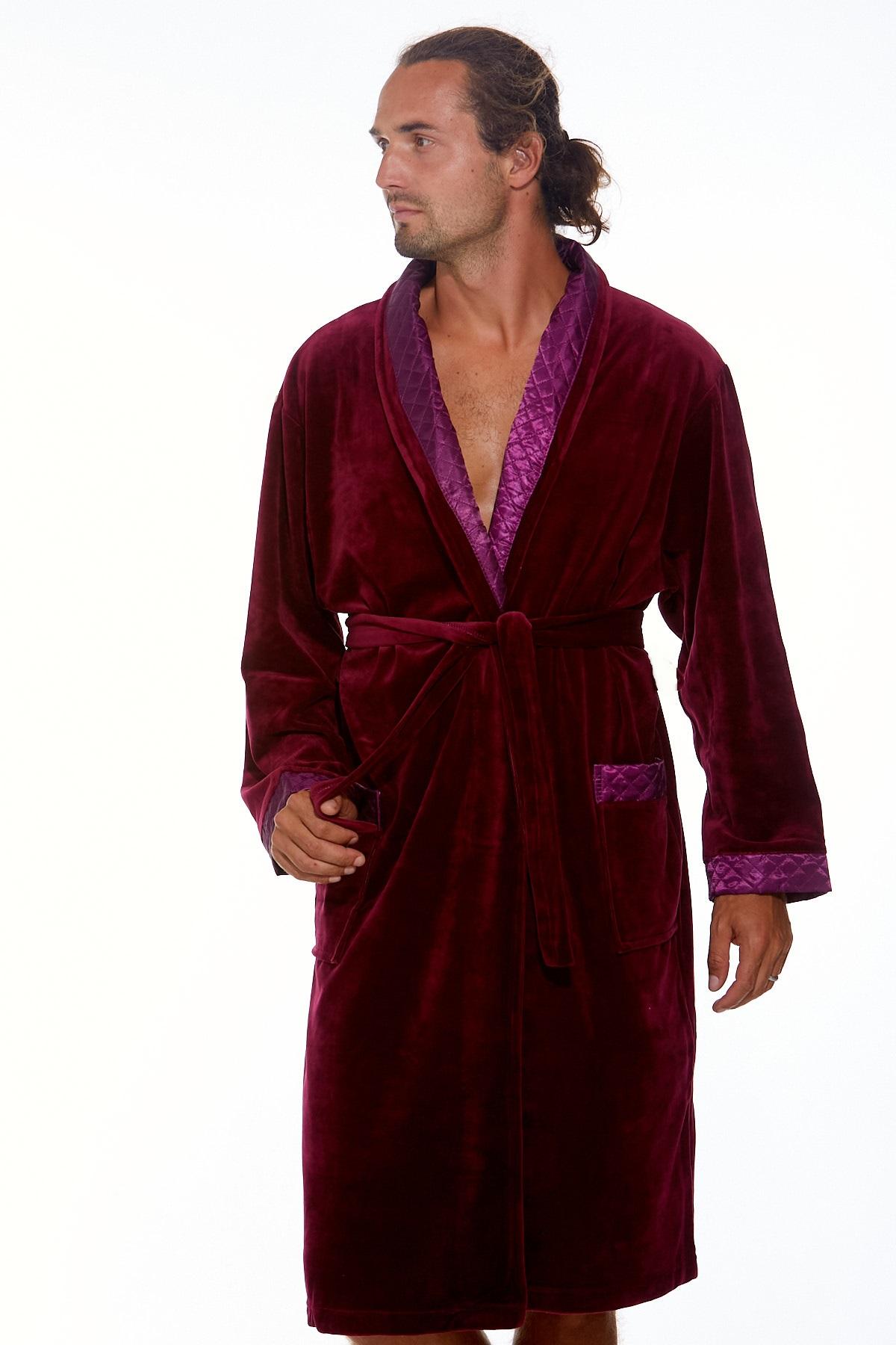 Župan pro muže luxus 1W0441