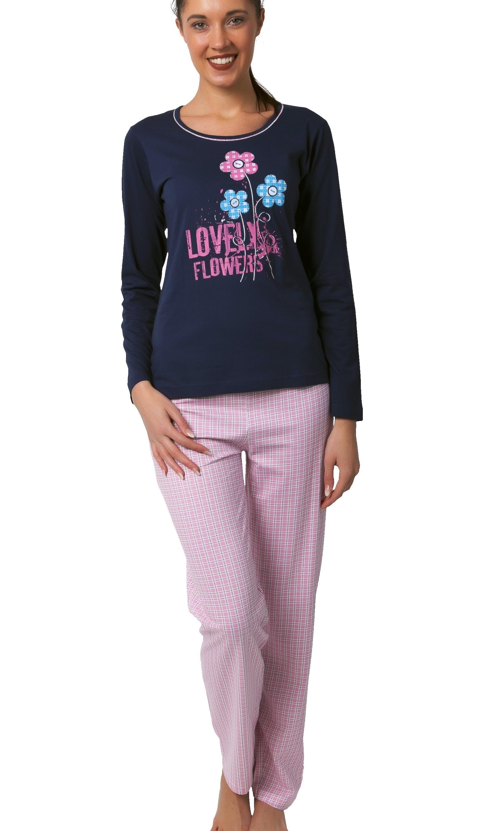 Dámské pyžamo comfort 1B0913