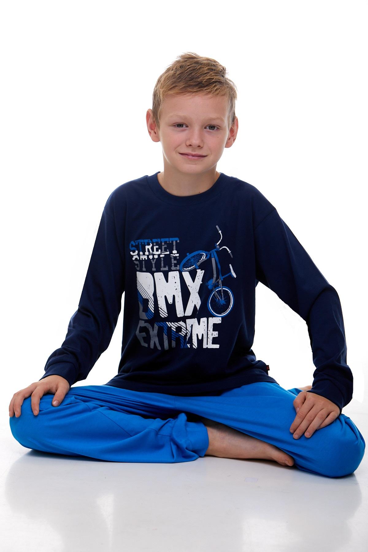 Chlapecké pyžamo 1F0478