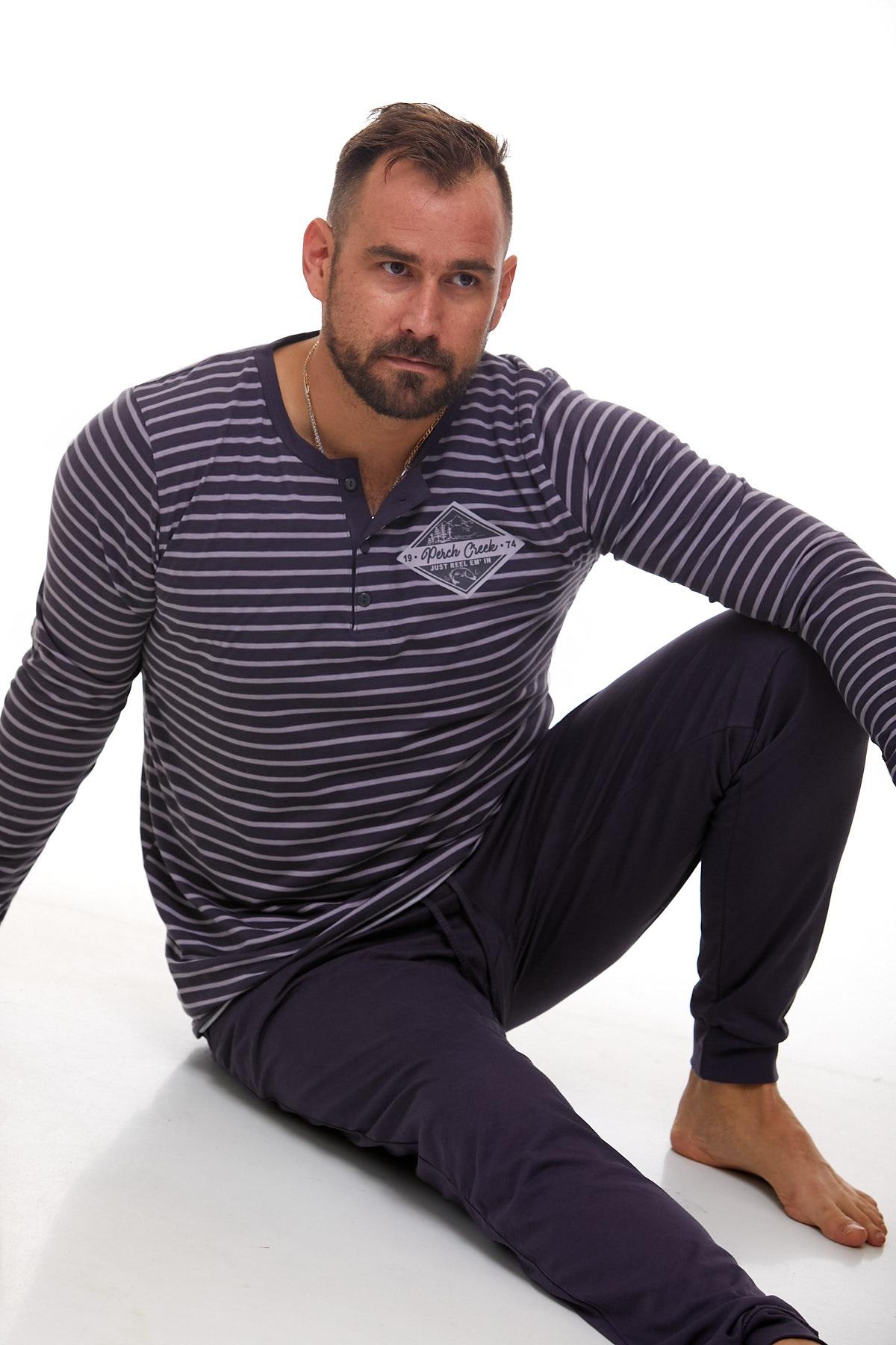 Pyžamo pro muže 1P0921