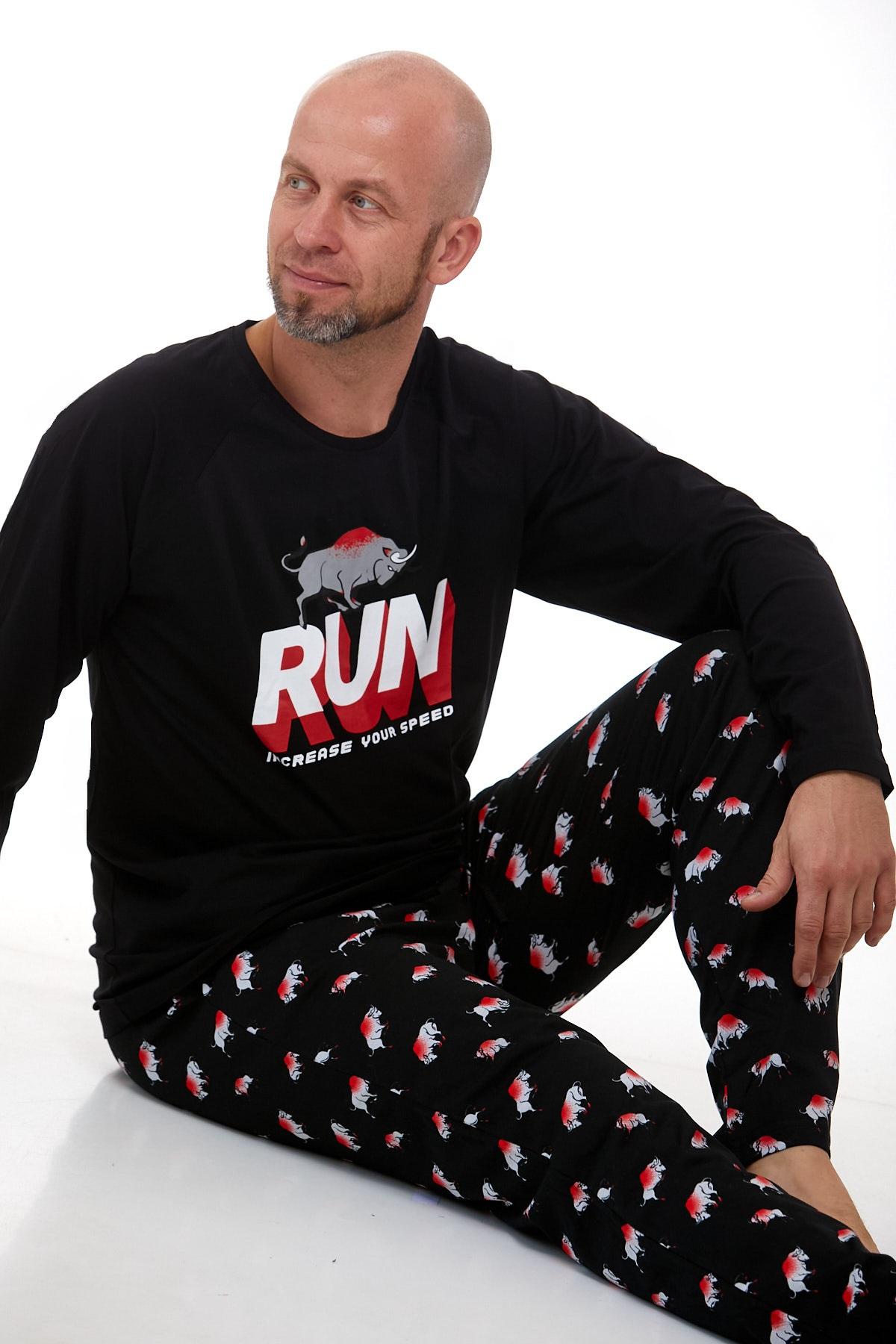 Pyžamo pro muže 1P0918