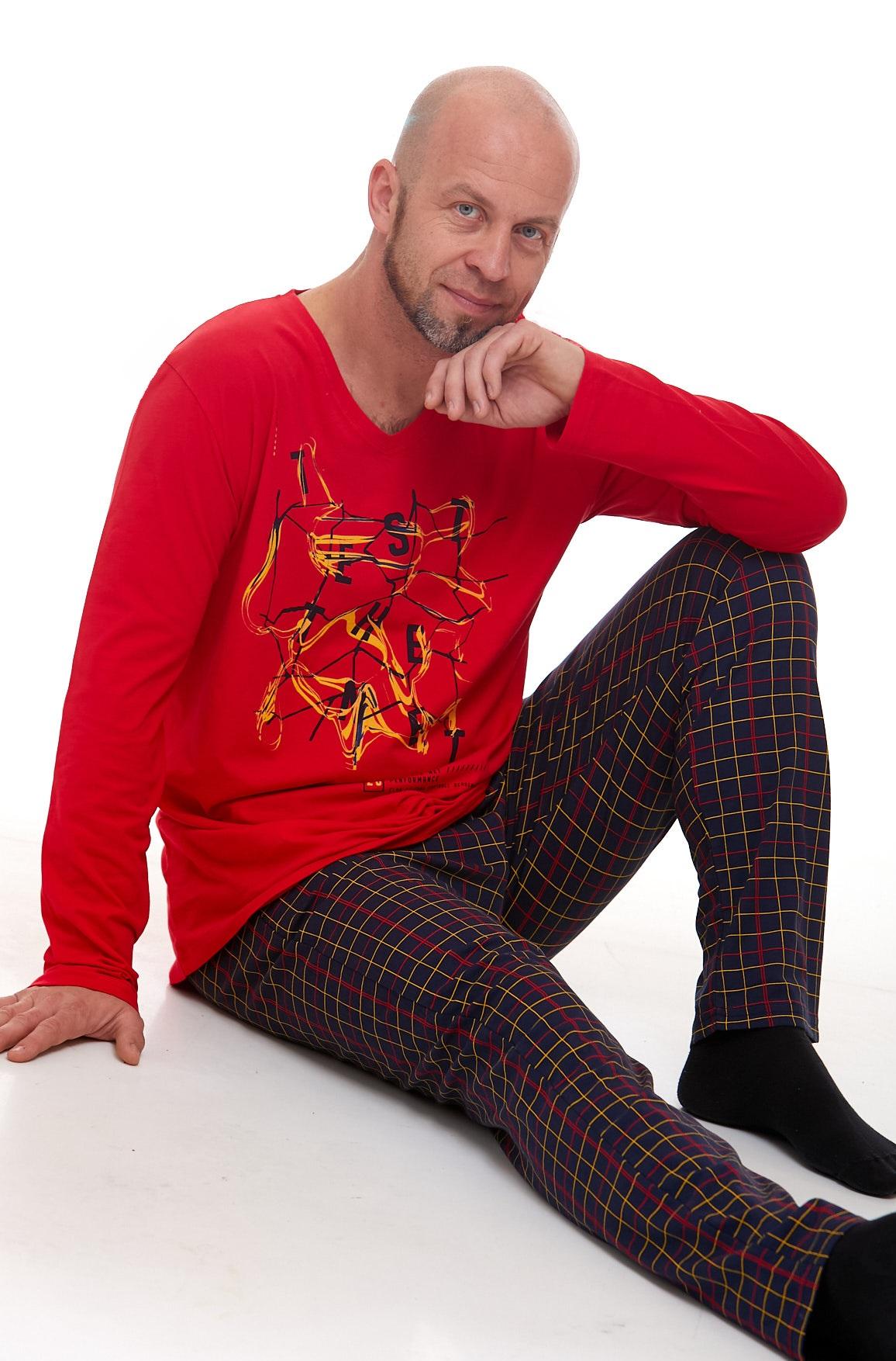Pyžamo pro muže 1P0915